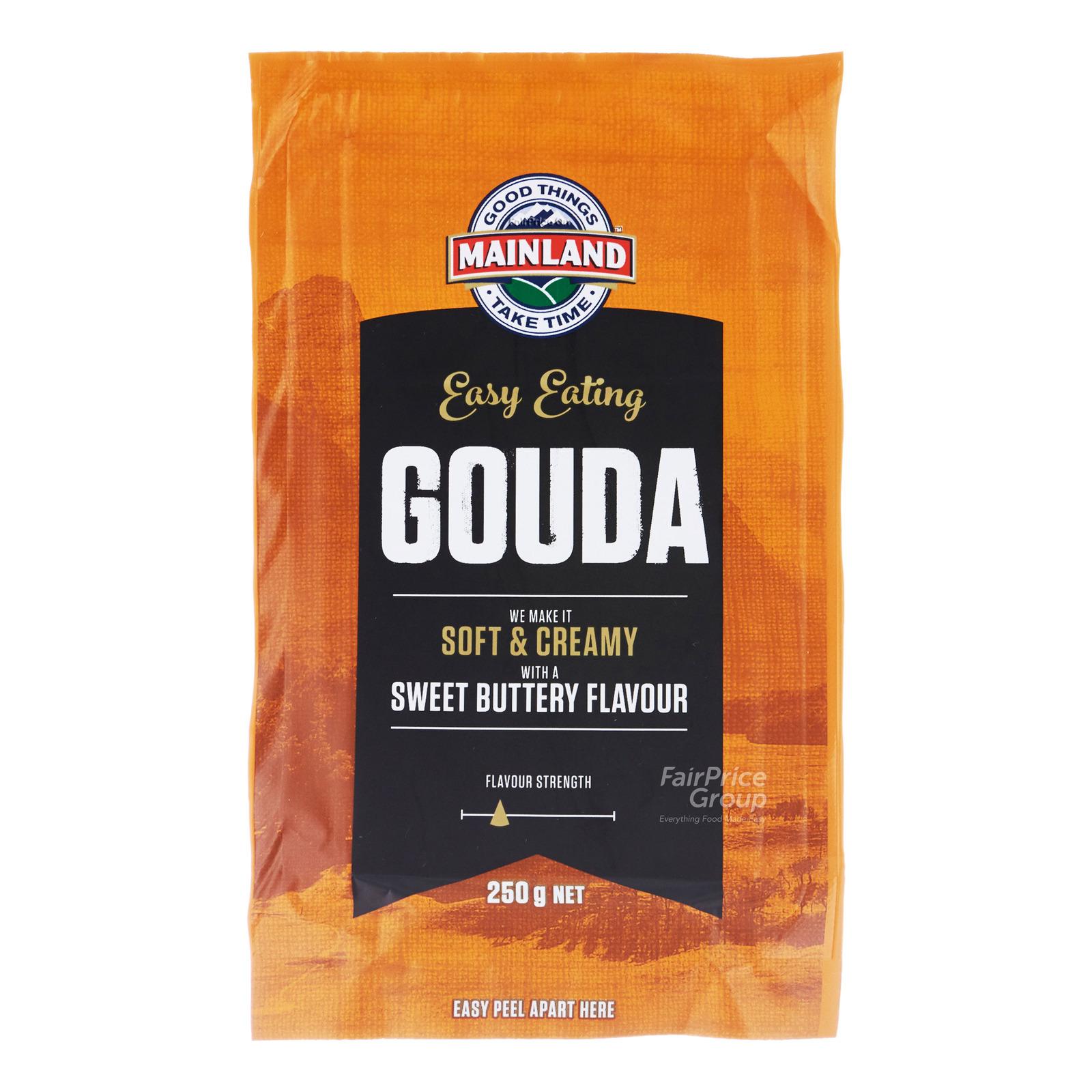 Mainland Block Cheese - Gouda (Soft & Creamy)