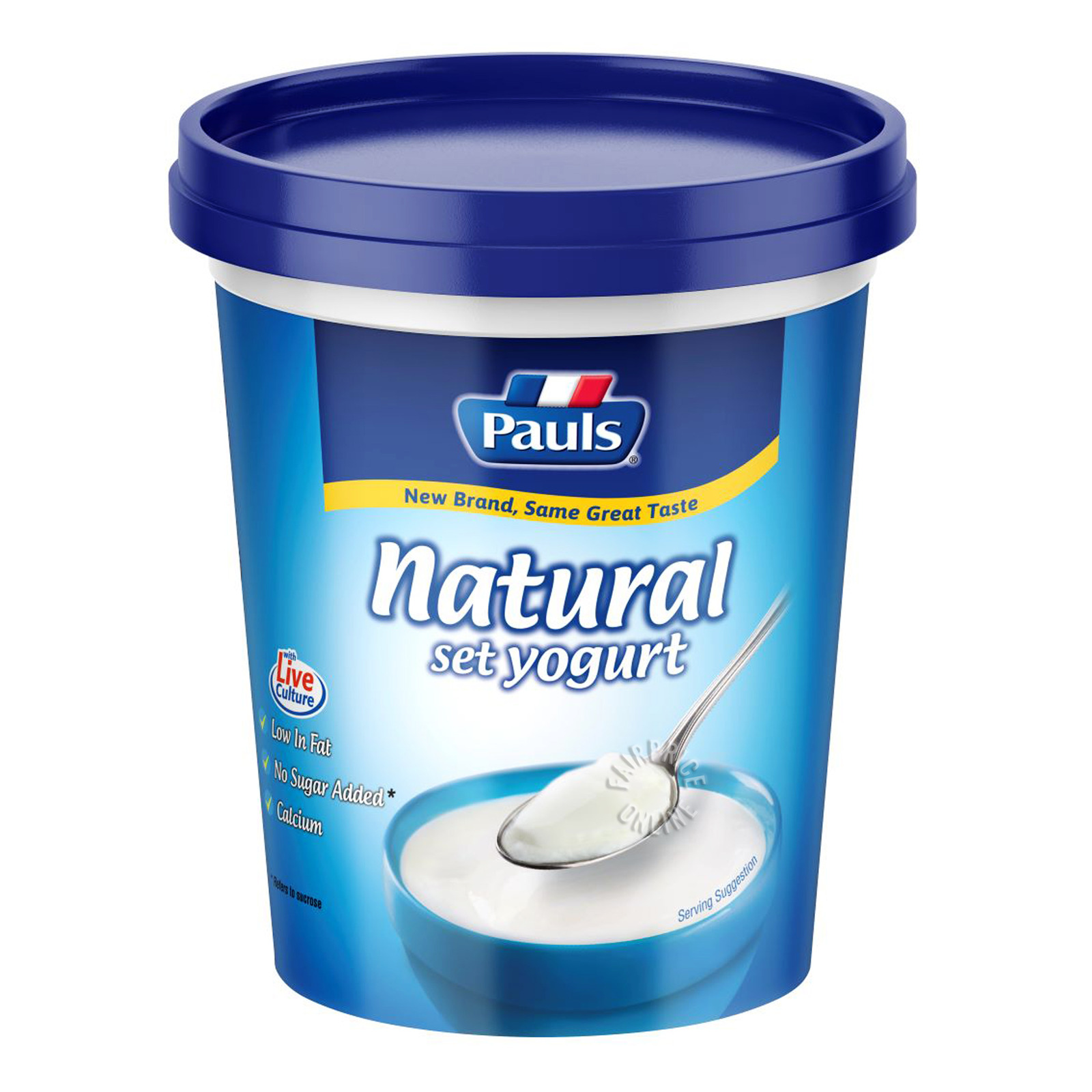 Pauls Natural Set Yoghurt