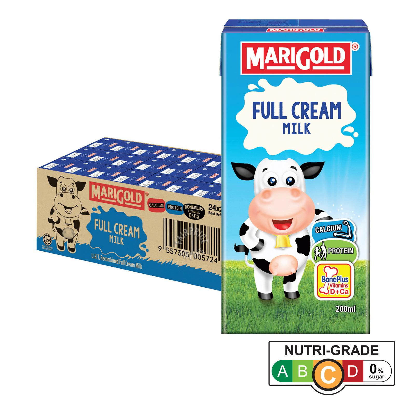 Marigold UHT Milk - Full Cream