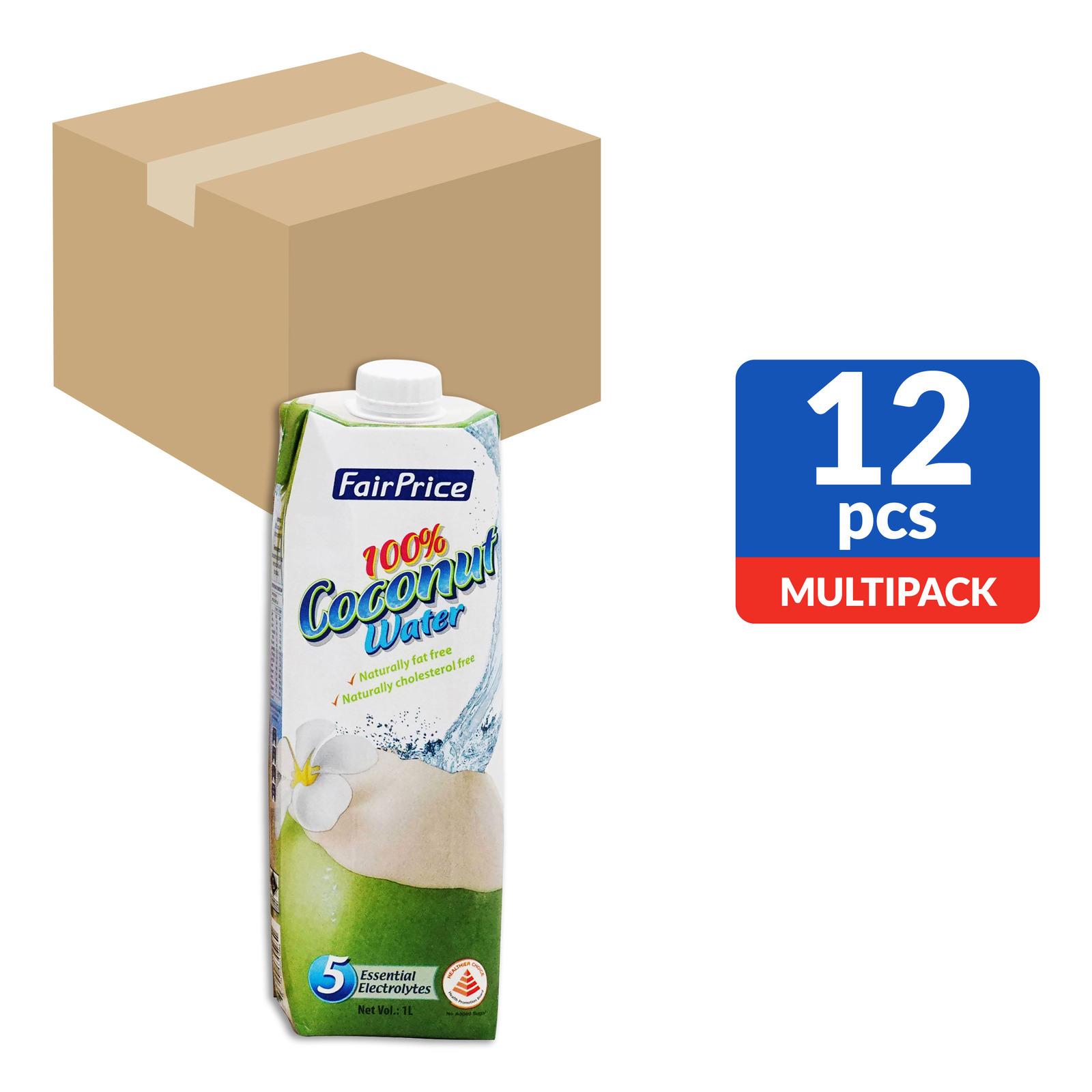 FairPrice 100% Coconut Water