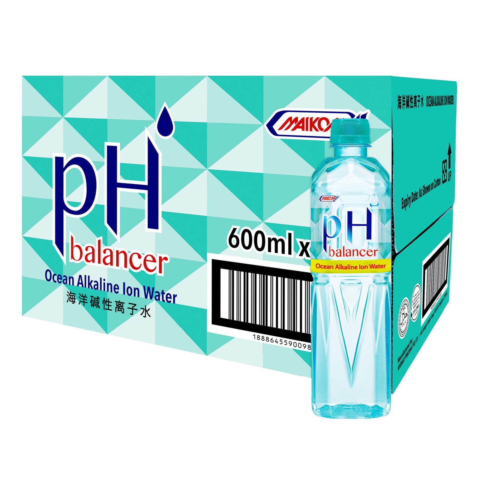 Maikom pH Balancer Ocean Alkaline Ion Bottle Water