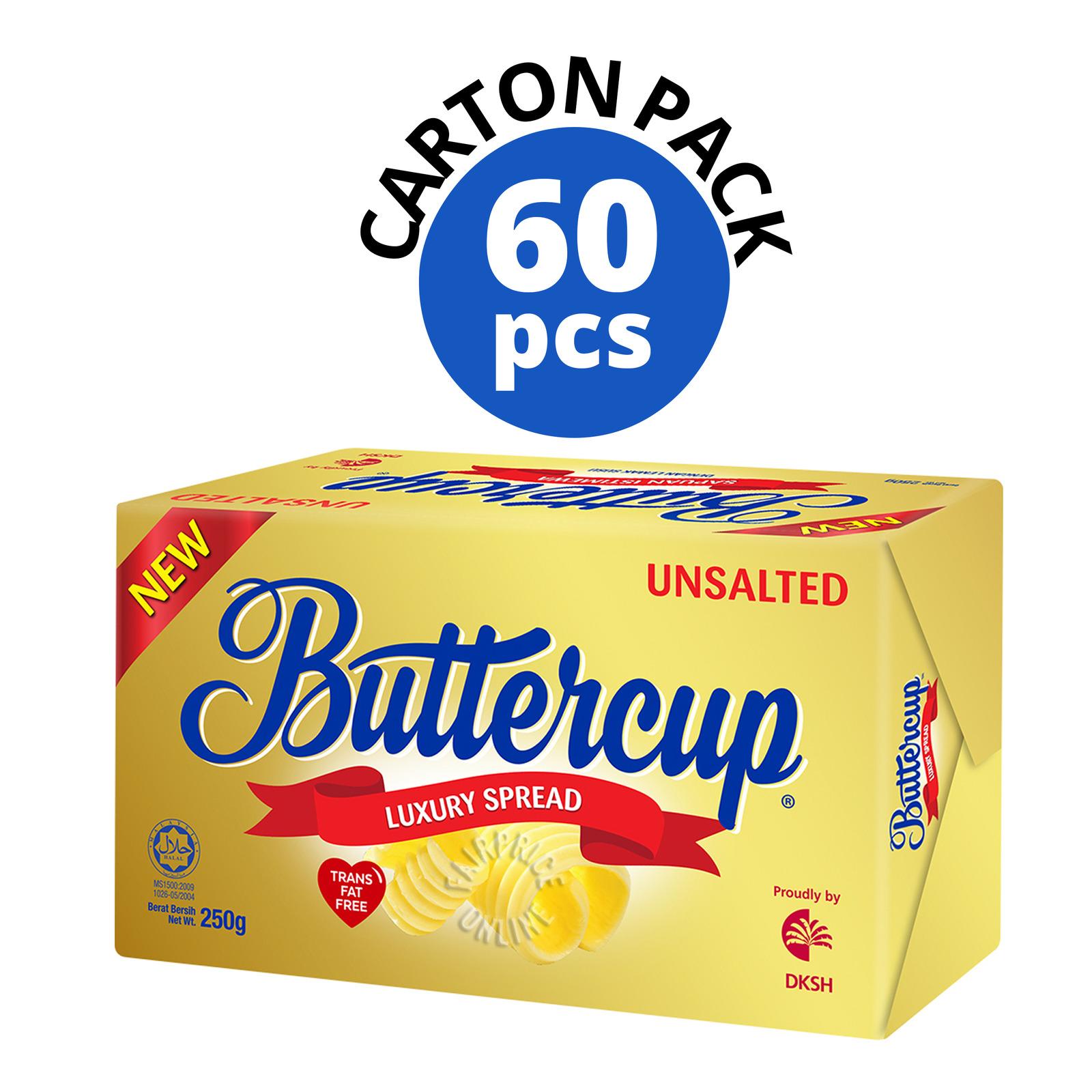 Buttercup Luxury Spread Block - Unsalted