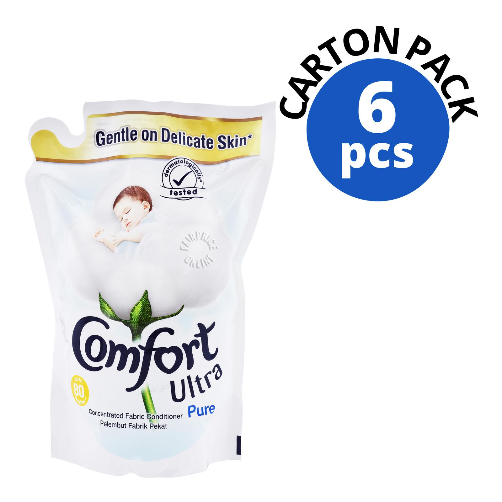 Comfort Ultra Fabric Conditioner Refill - Pure