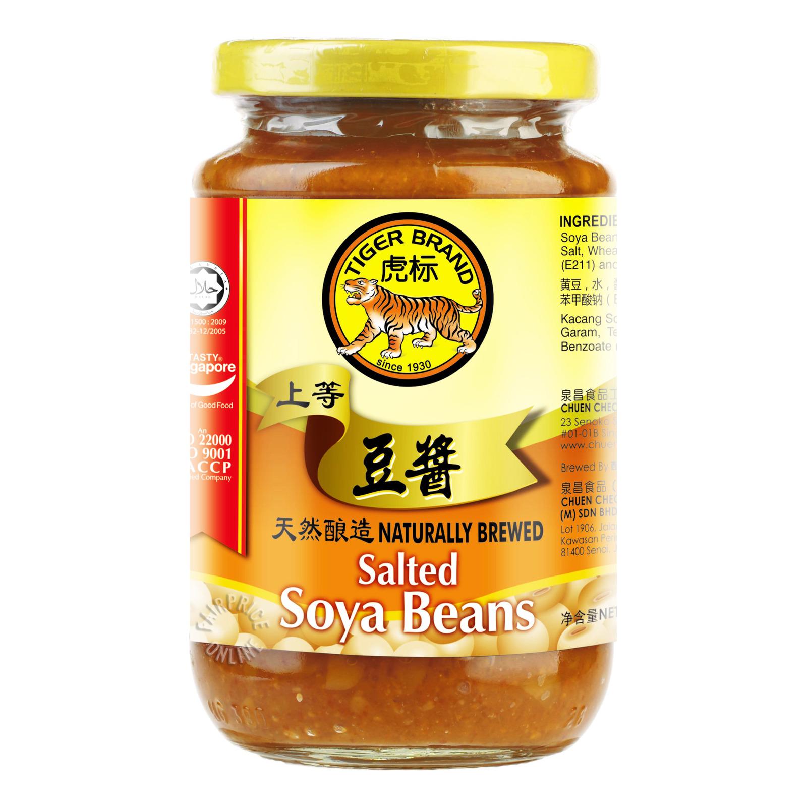 Tiger Brand Salted Soya Beans