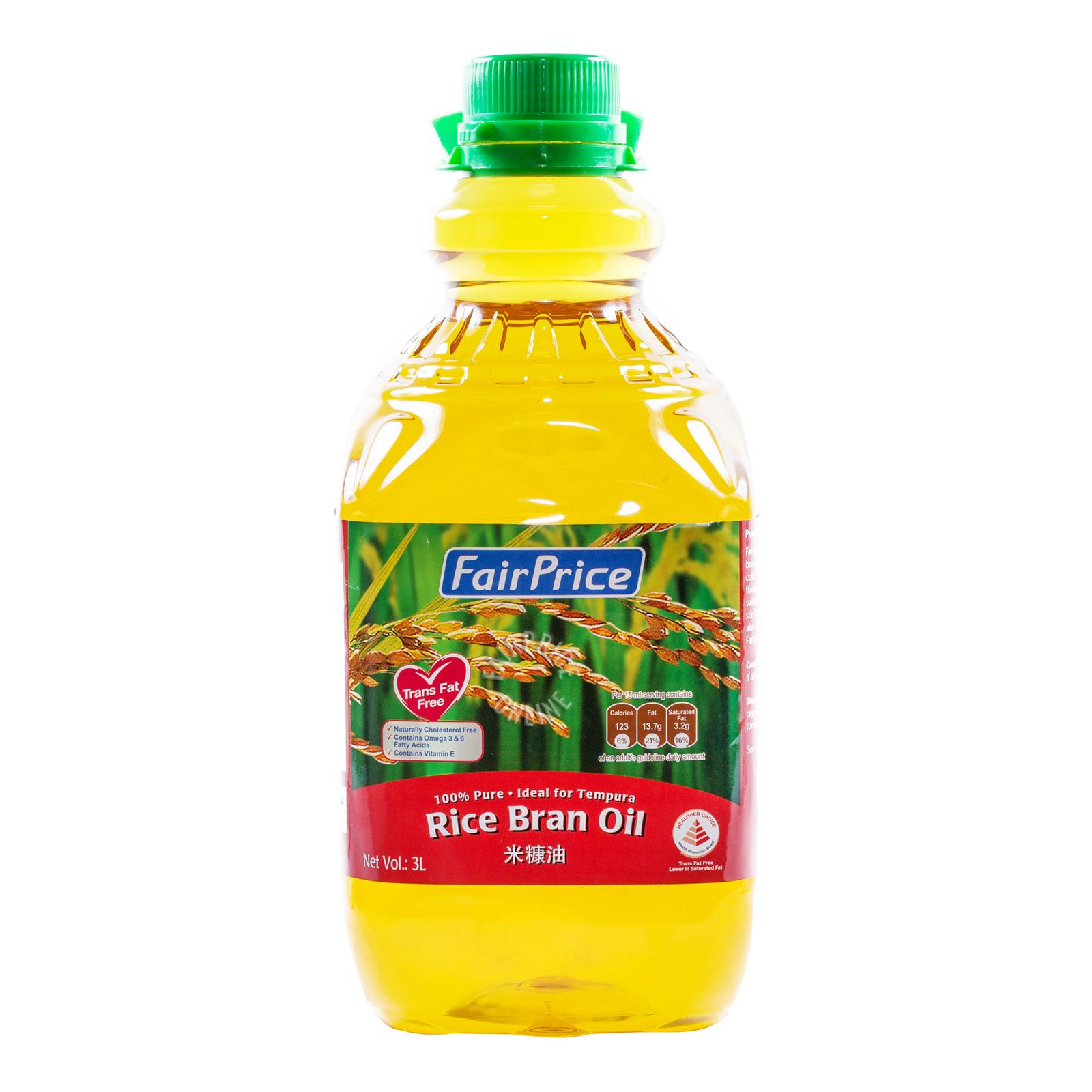 FairPrice Rice Bran Oil