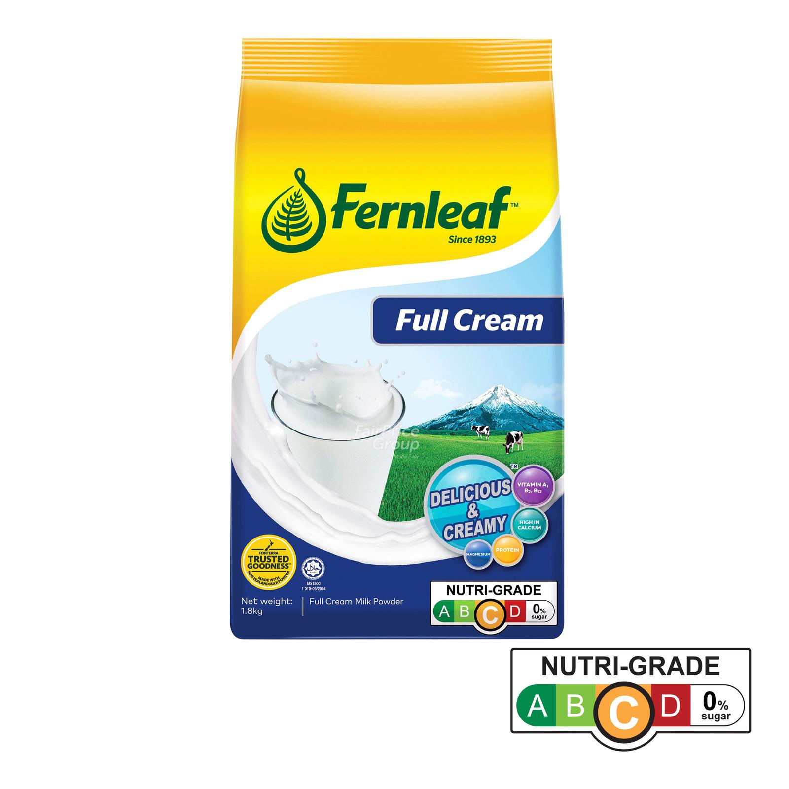 Fernleaf Milk Powder - Full Cream