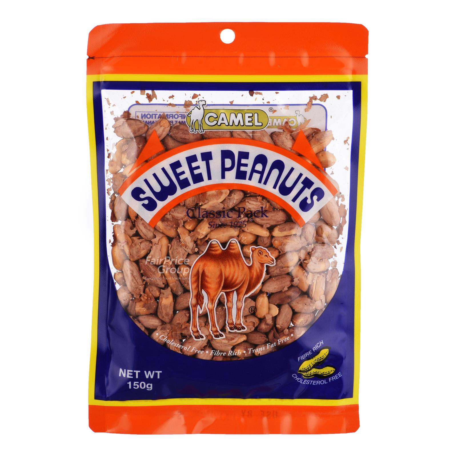 Camel Sweet Peanuts