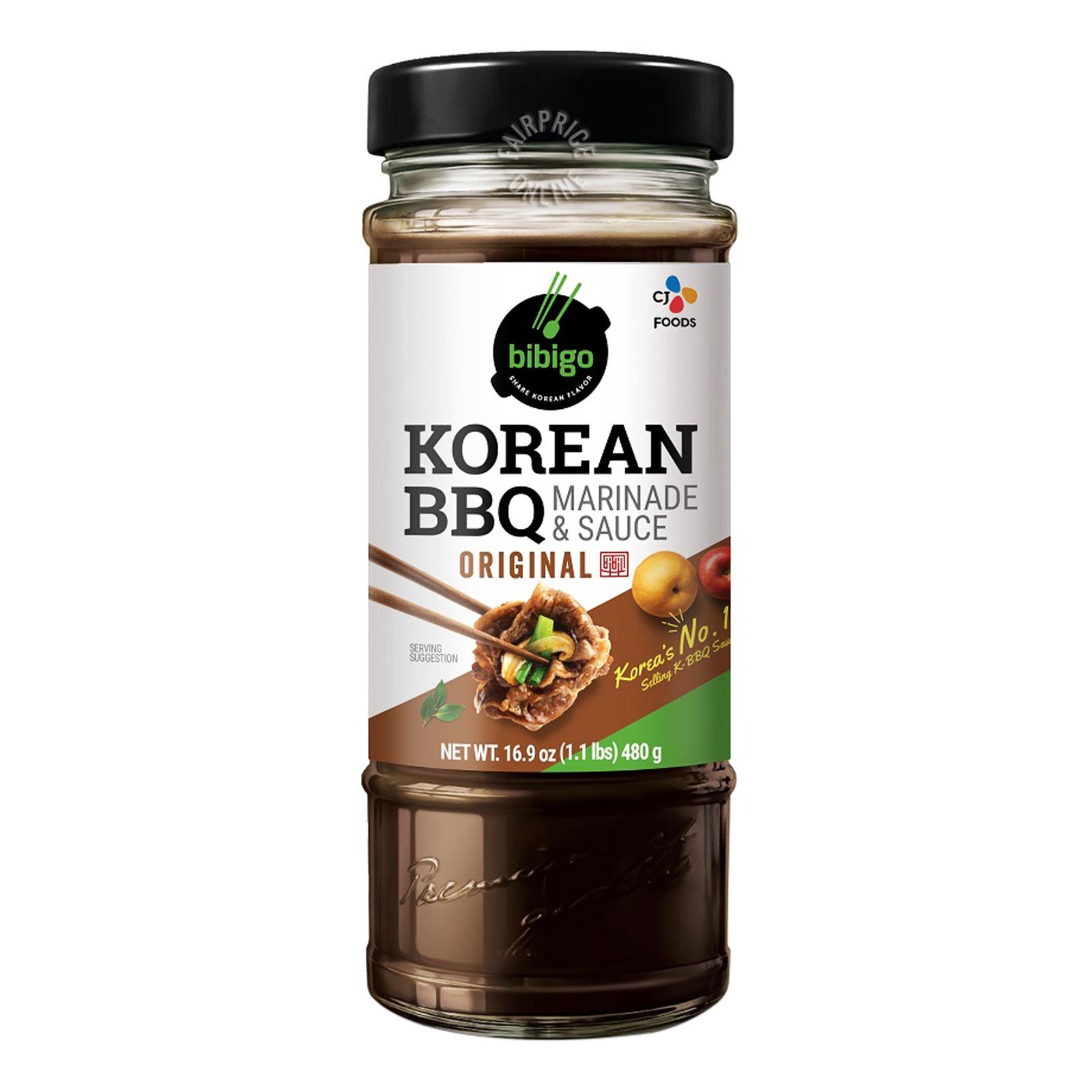 CJ Bibigo Korean BBQ Sauce - Original