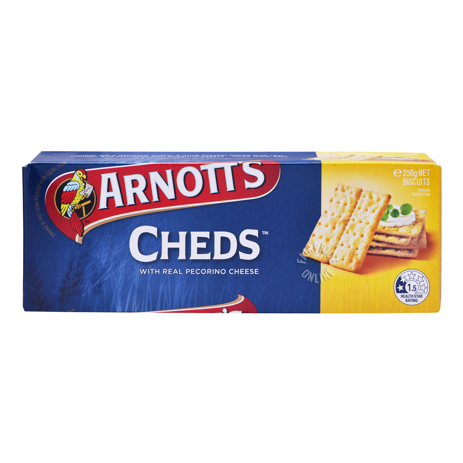 Arnott's Biscuits - Cheds
