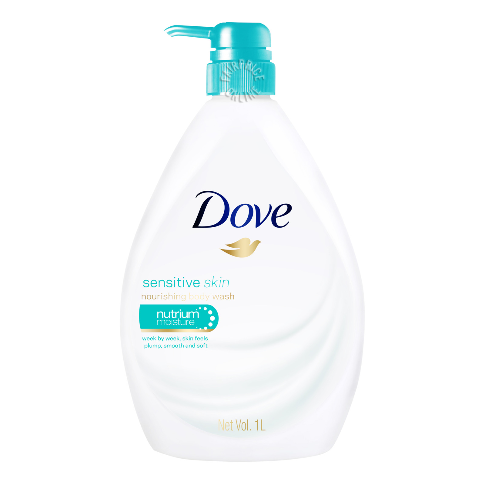 Dove Sensitive Skin Nourishing Body Wash