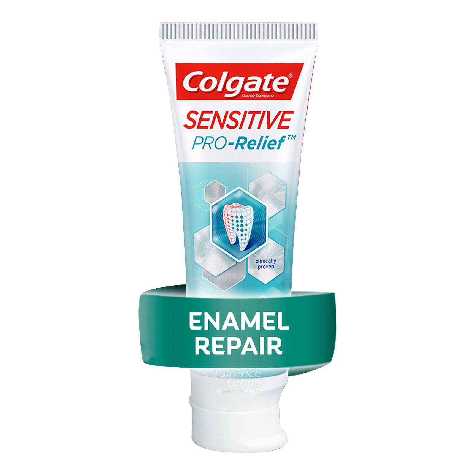 COLGATE Toothpaste Sensitive Pro.Relief - Enamel Repair 110g