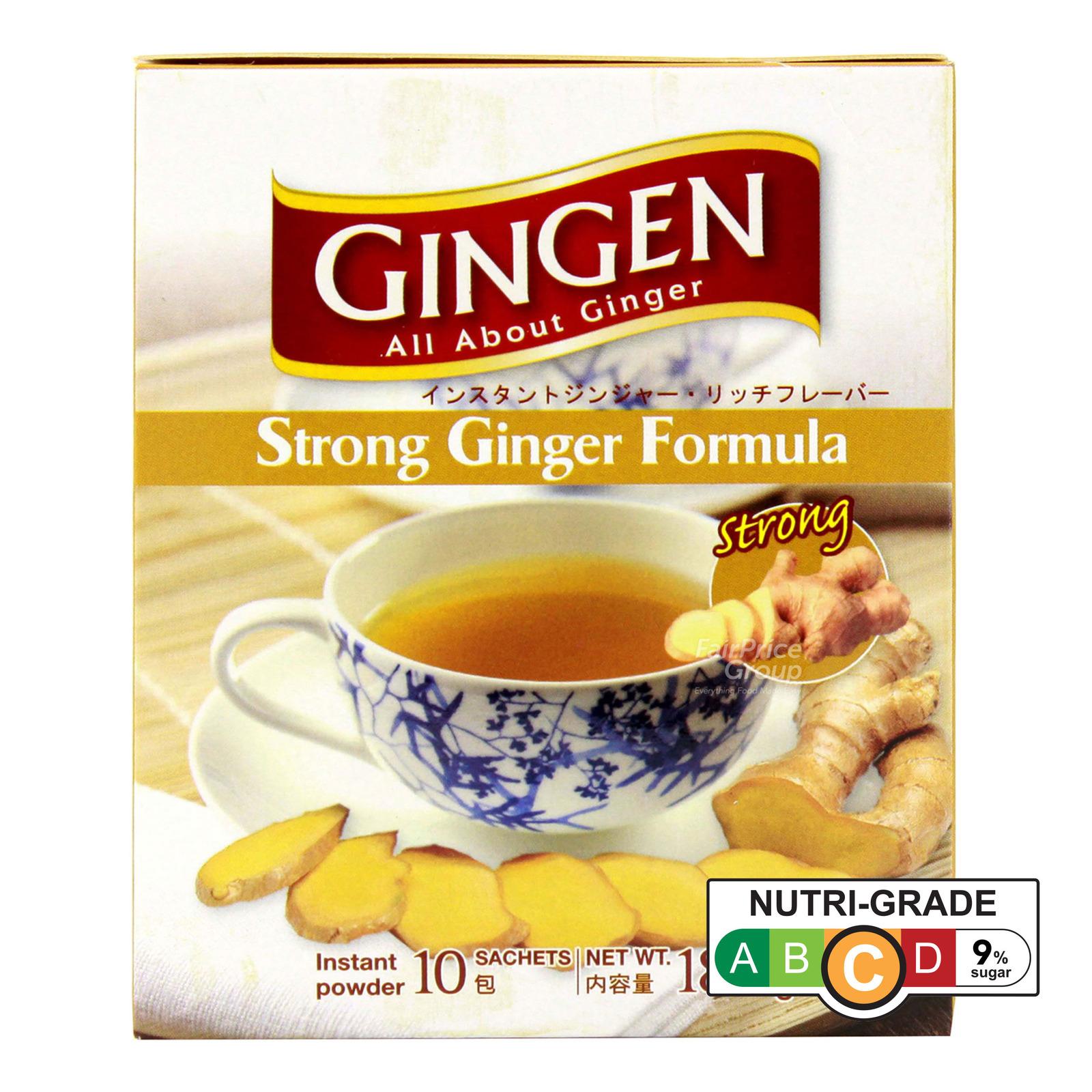 Gingen Ginger with Honey Instant Powder