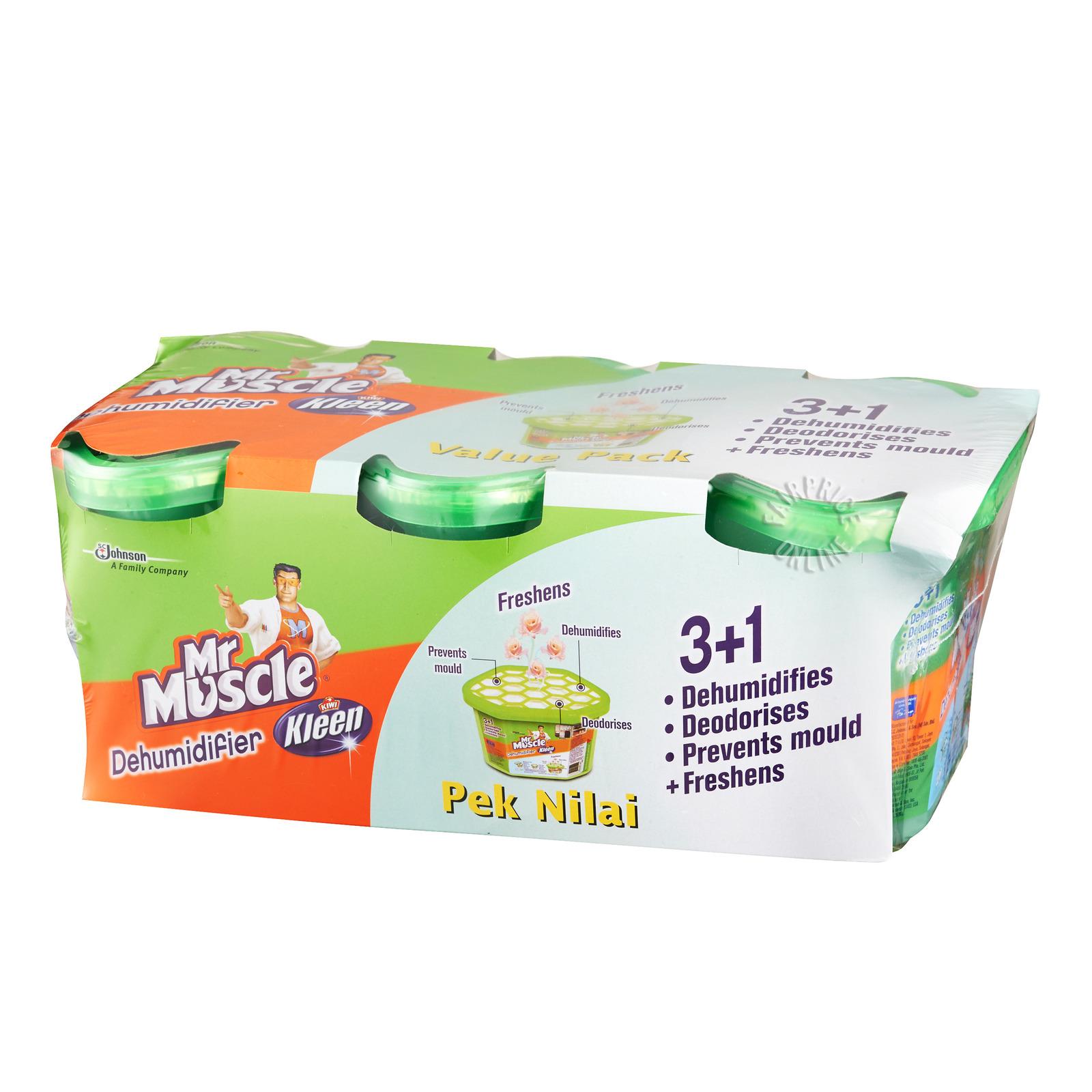 Mr Muscle 4 in 1 Dehumidifier