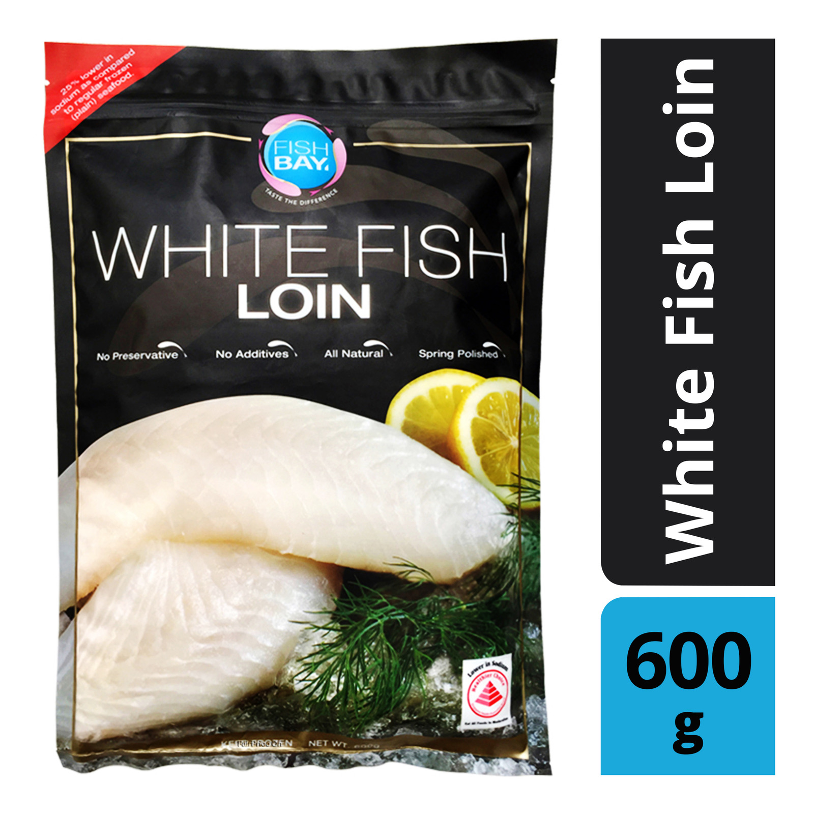 Fish Bay Frozen White Fish Loin Ntuc Fairprice