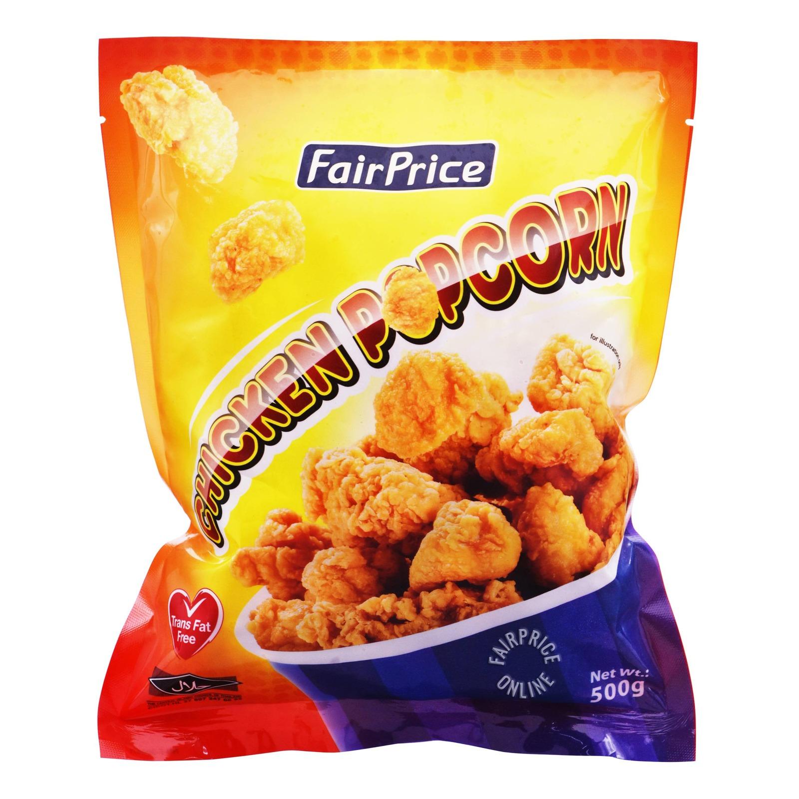 FairPrice Frozen Chicken Popcorn
