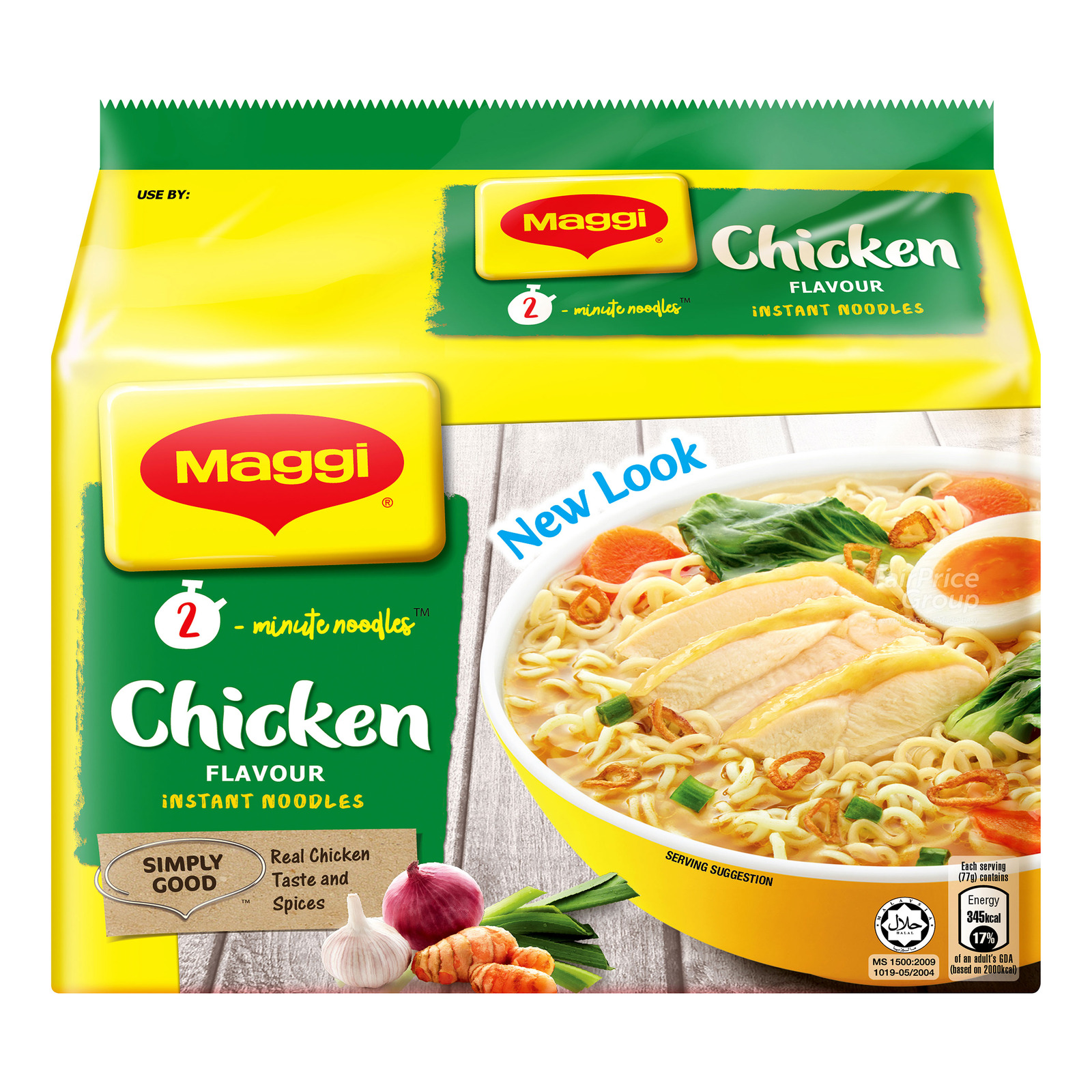 Maggi 2-Minute Instant Noodles - Chicken
