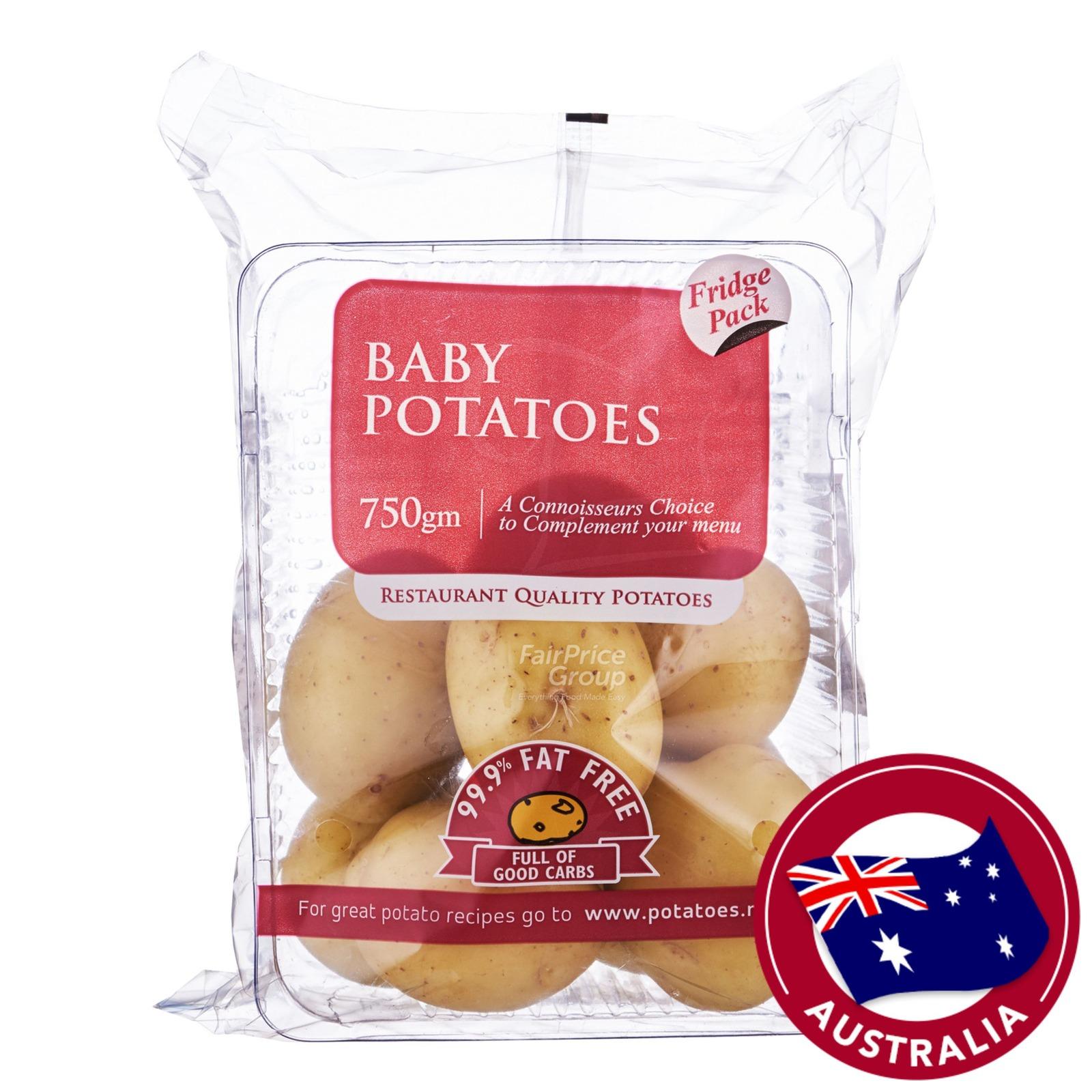 Australia Baby Potatoes - Sienna