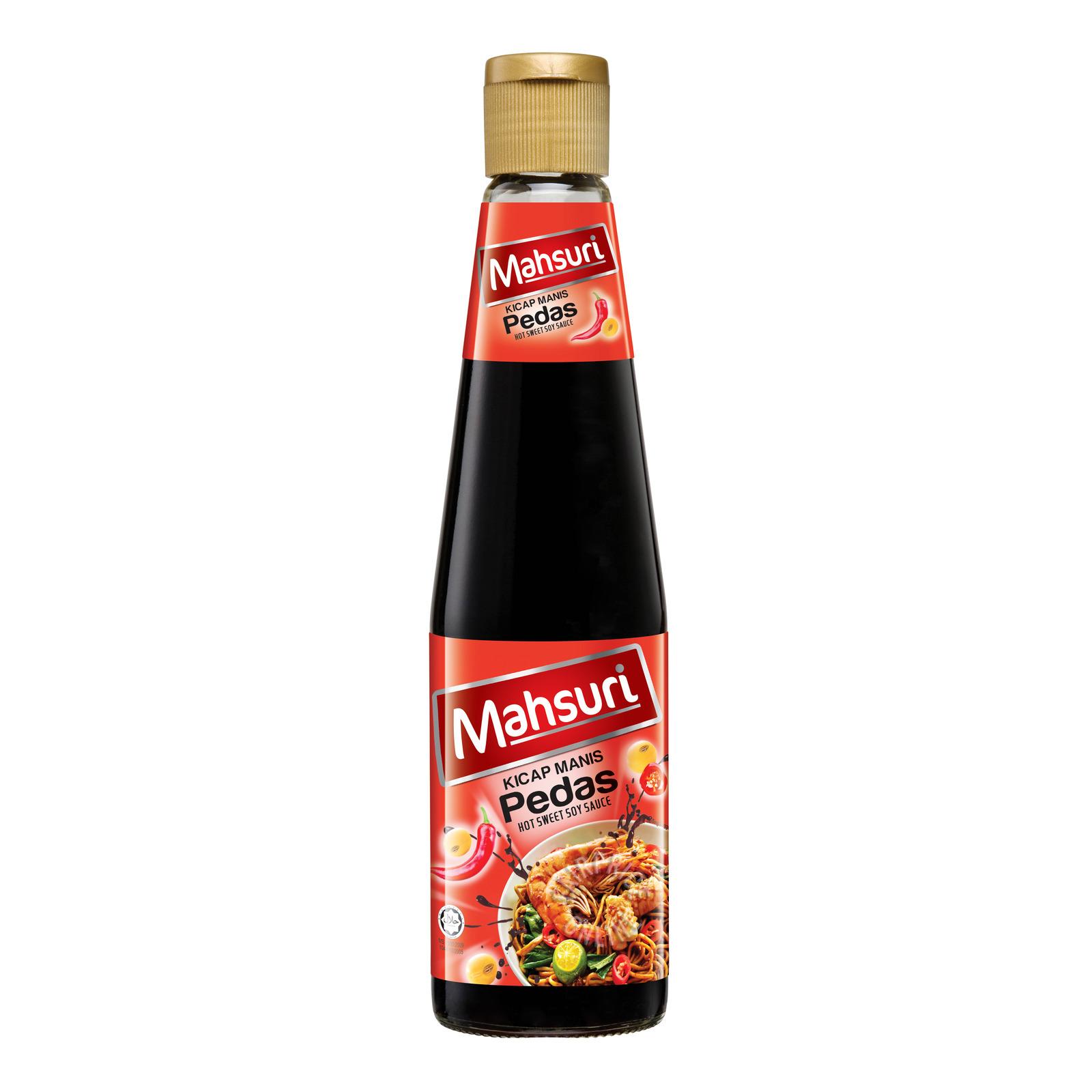 Mahsuri Hot Sweet Soy Sauce 410ML