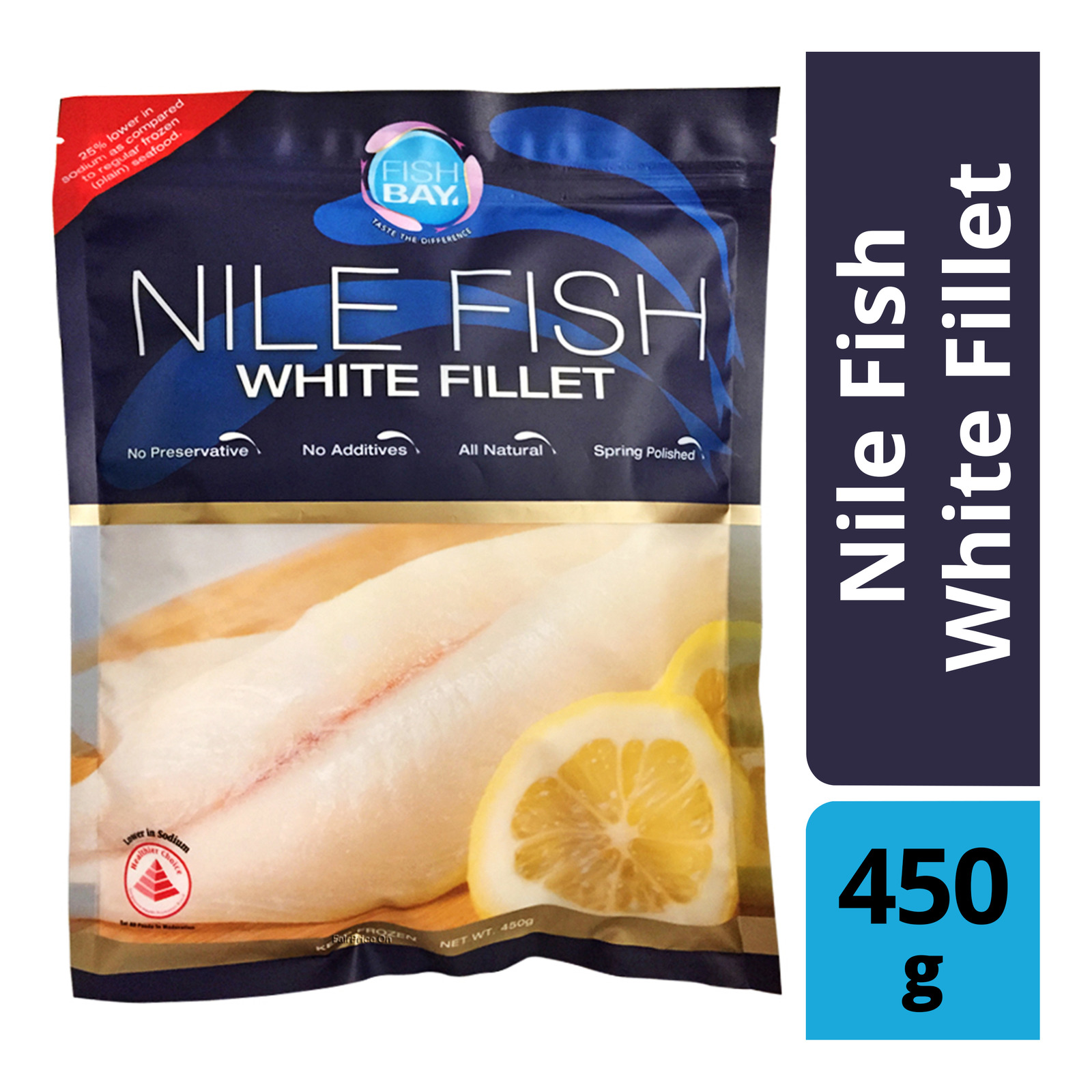 Fish Bay Frozen Nile Fish White Fillet Ntuc Fairprice