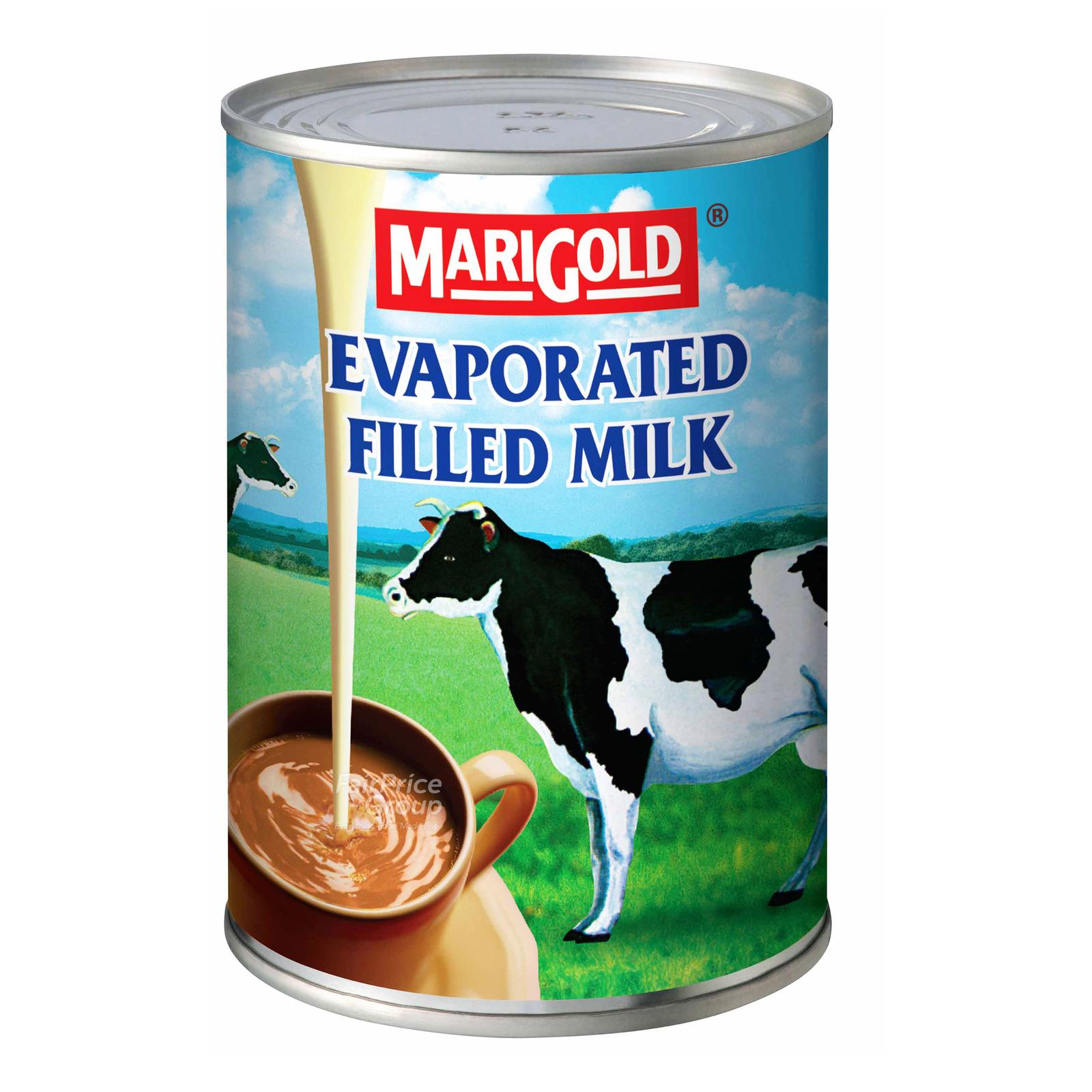 Marigold Evaporated Filled Milk