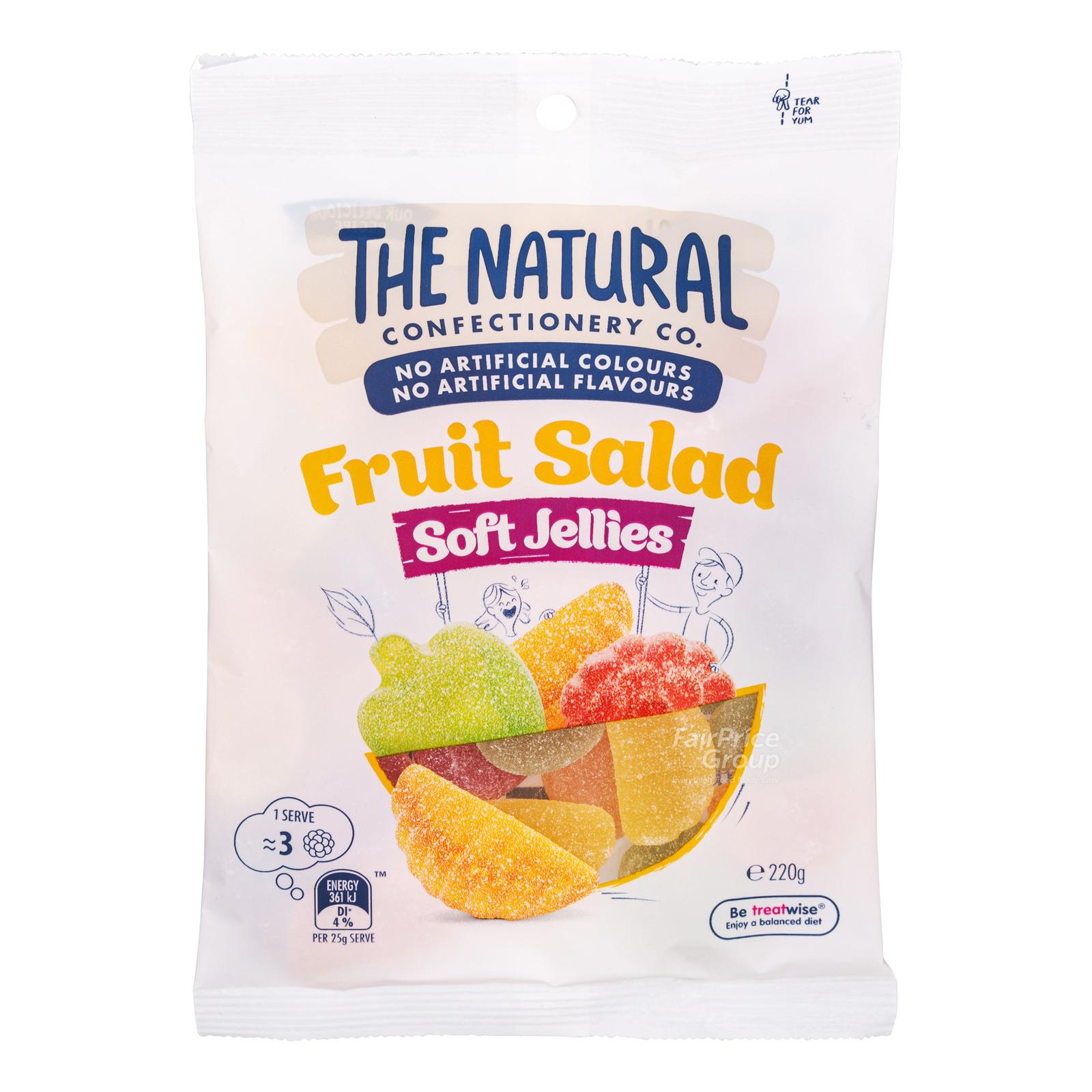 TNCC Soft Jellies - Fruit Salad