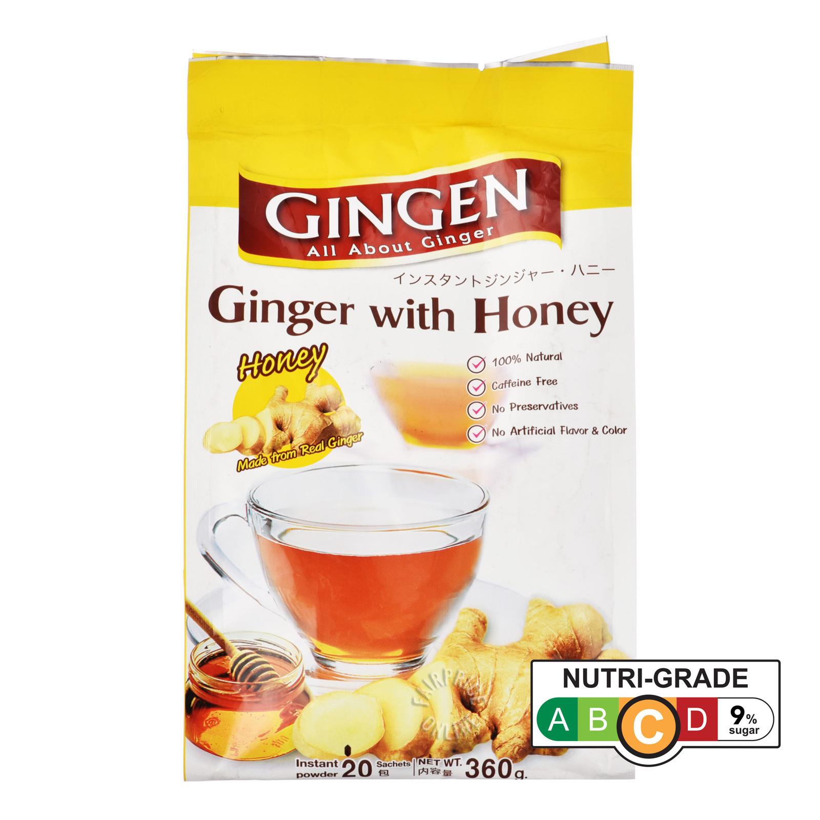Gingen Instant Ginger Powder - Honey