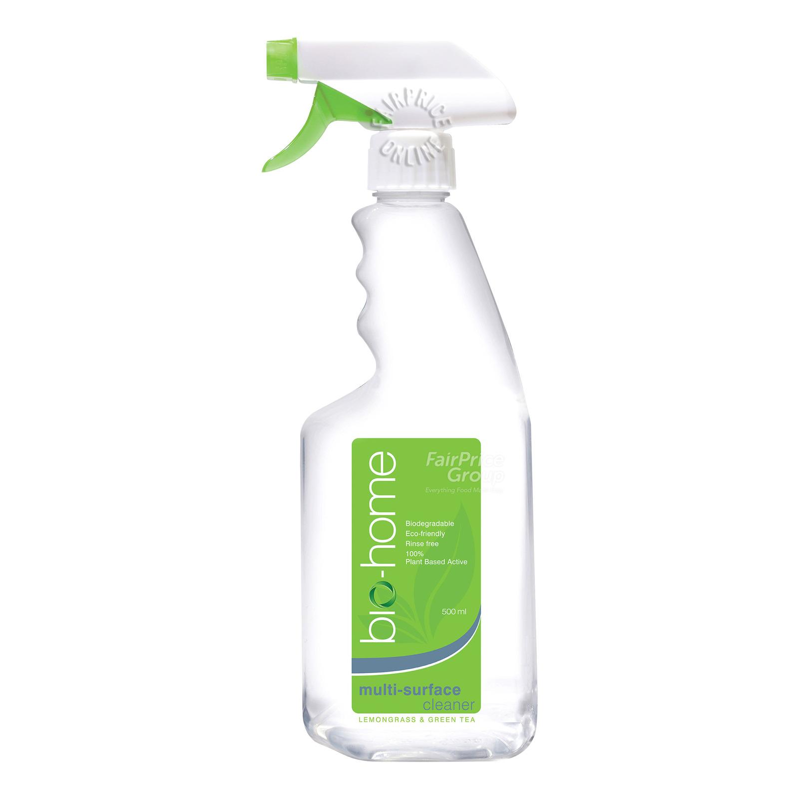 Bio-Home Multi-Surface Cleaner - Lemongrass & Green Tea
