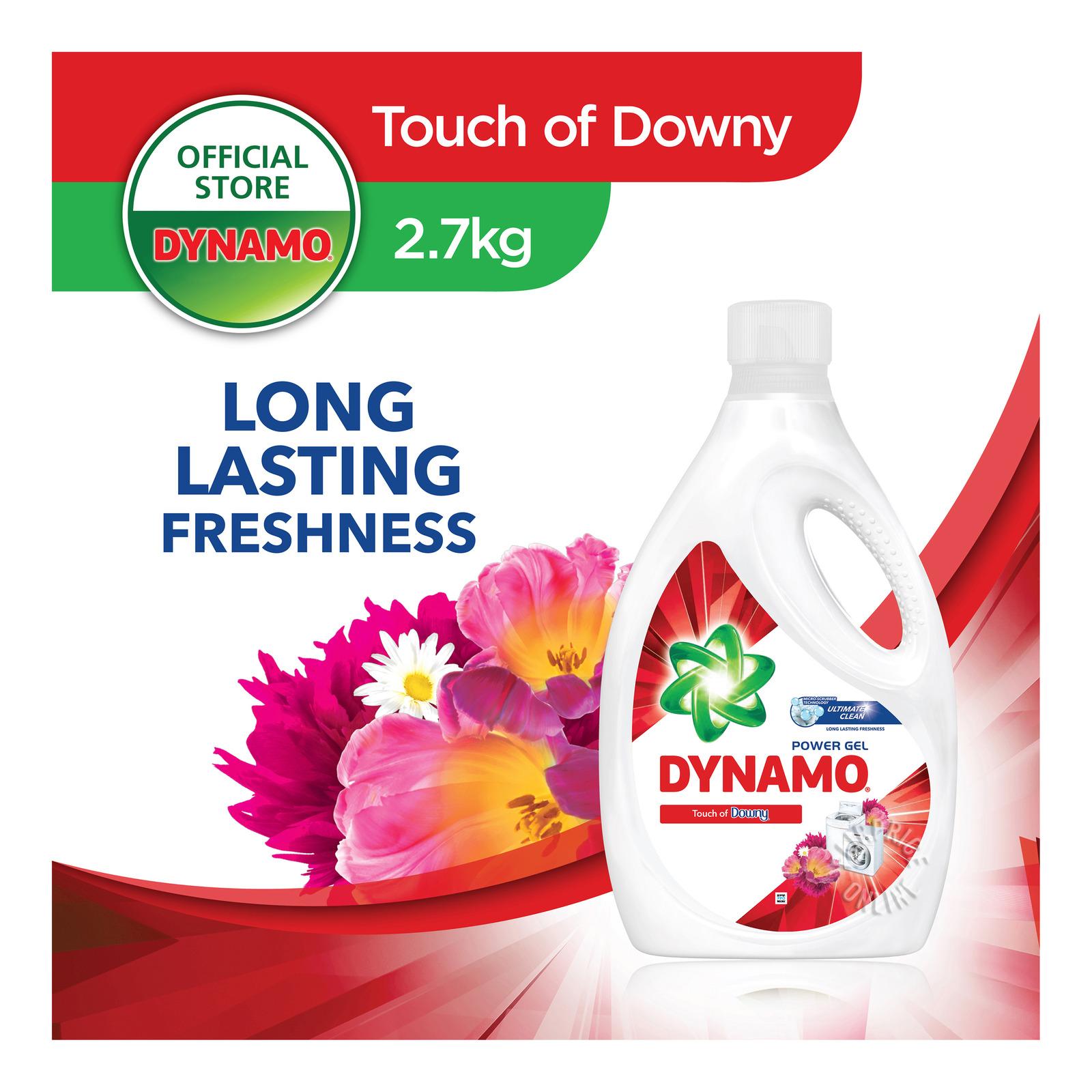 Dynamo Power Gel Laundry Detergent - Downy