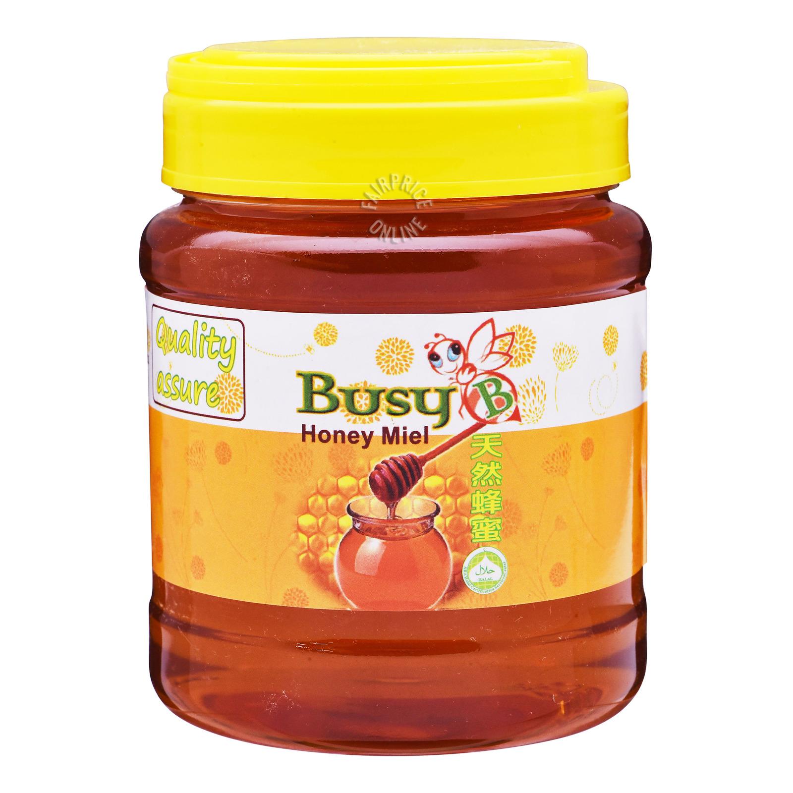 BusyB Premium Natural Honey