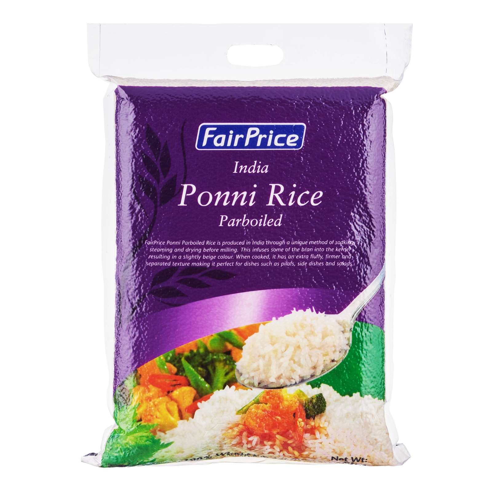 FairPrice India Ponni Rice - Parboiled