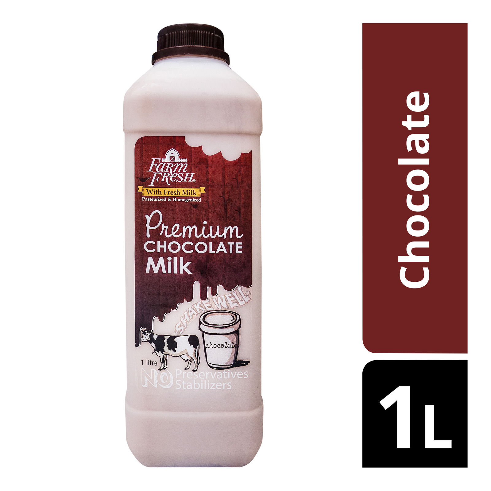 Farm Fresh Premium Fresh Milk - Chocolate