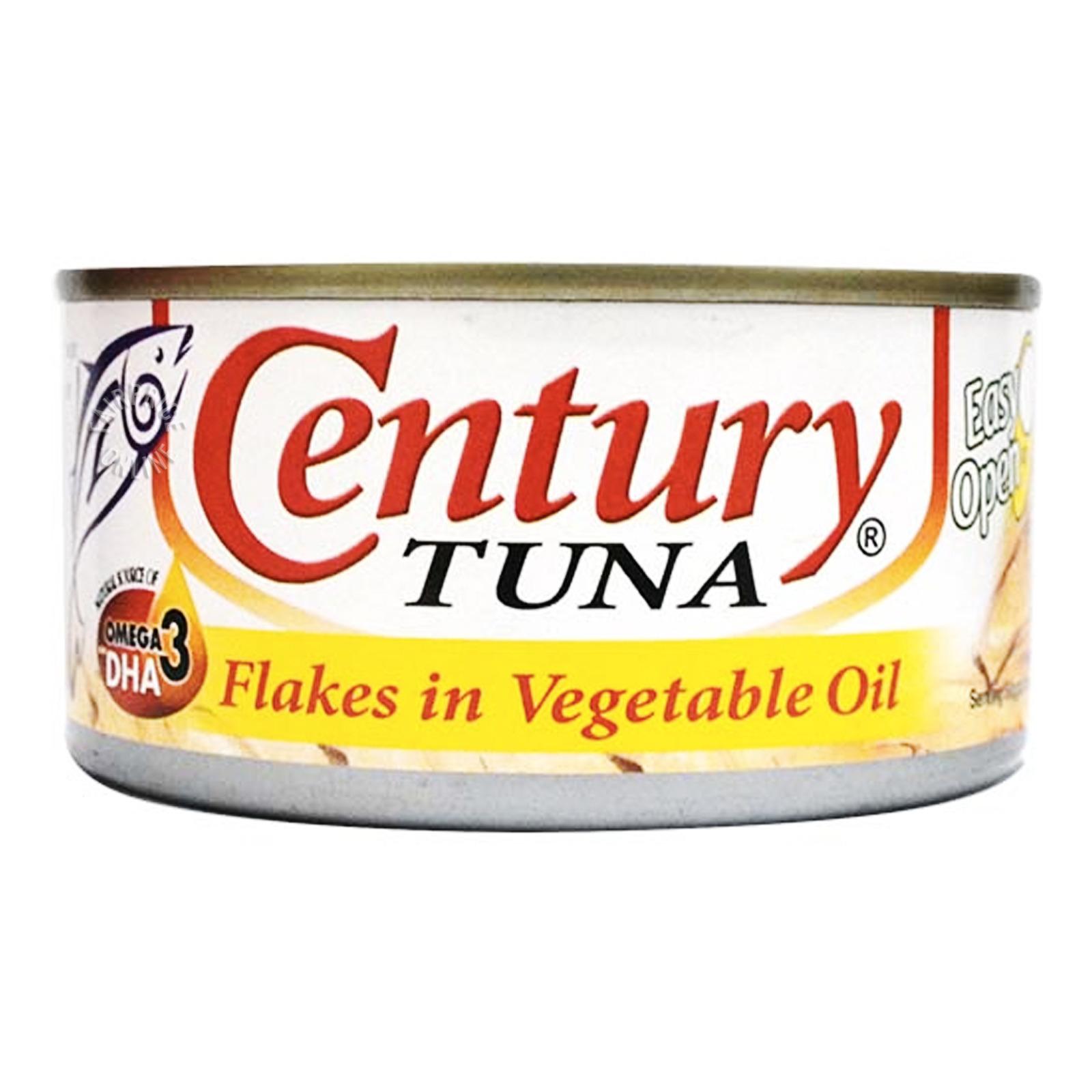 Century Tuna Flakes - Vegetable Oil