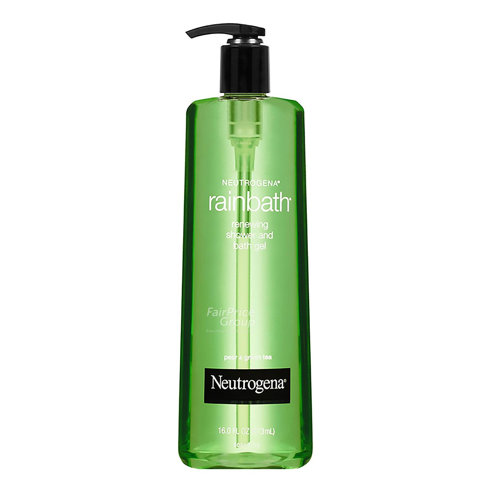 Neutrogena Rainbath Shower & Bath Gel - Pear Green Tea