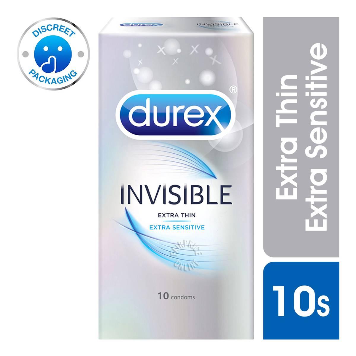 52mm durex Condom Size