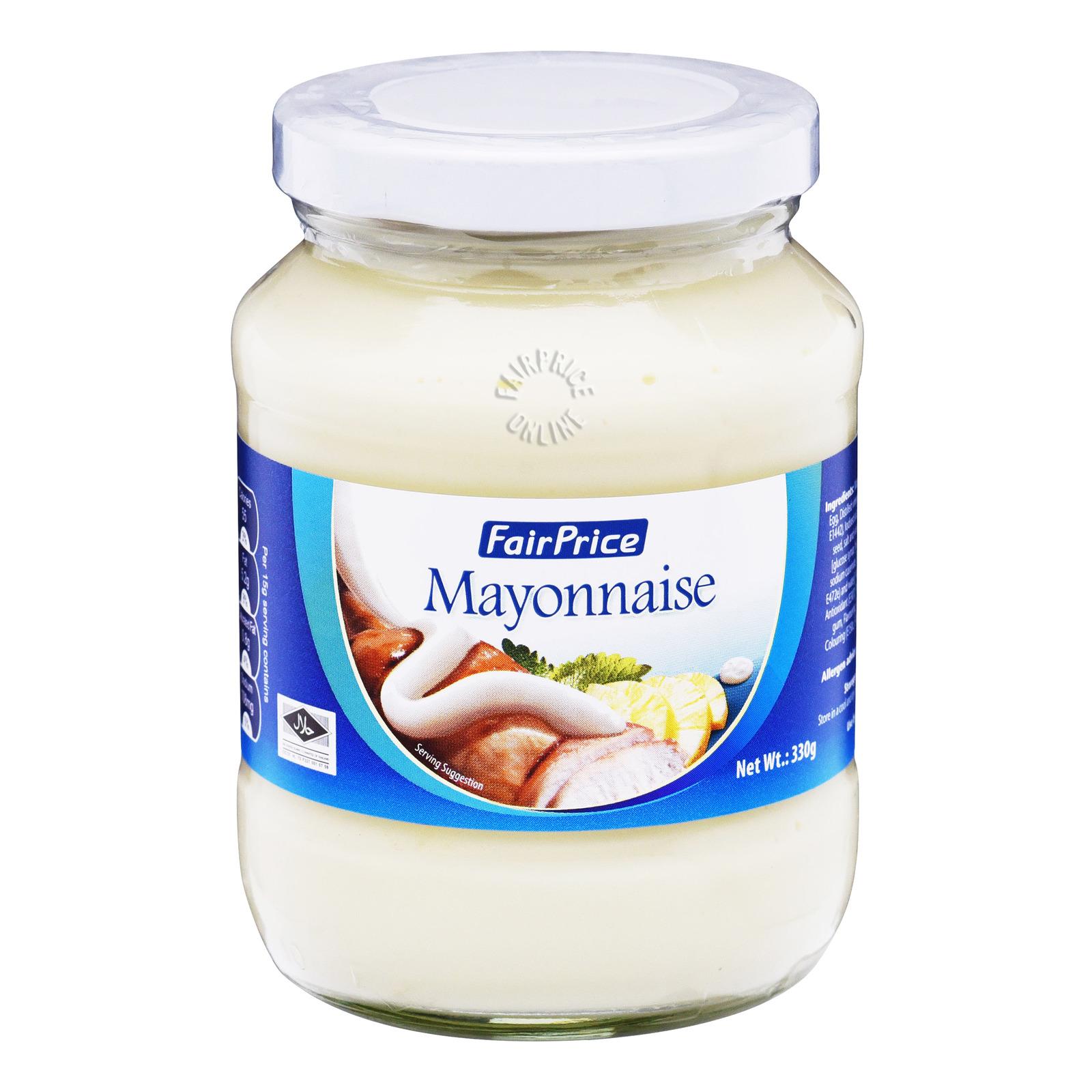 FairPrice Mayonnaise Jar