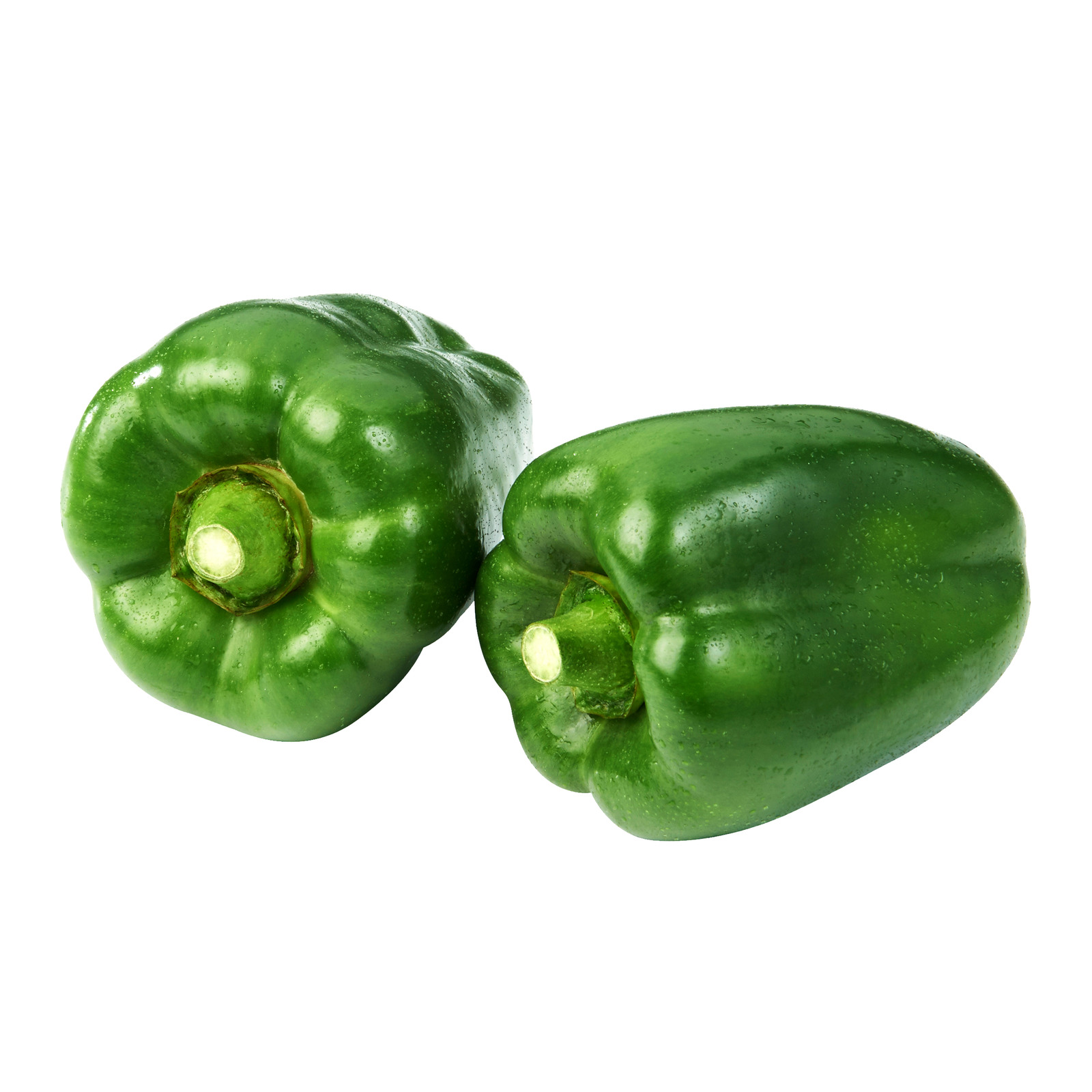 Gold Green Capsicum