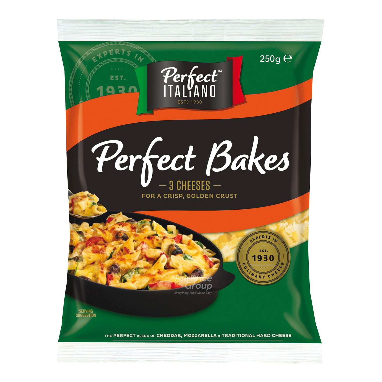 Perfect Italiano Cheese - Perfect Bakes