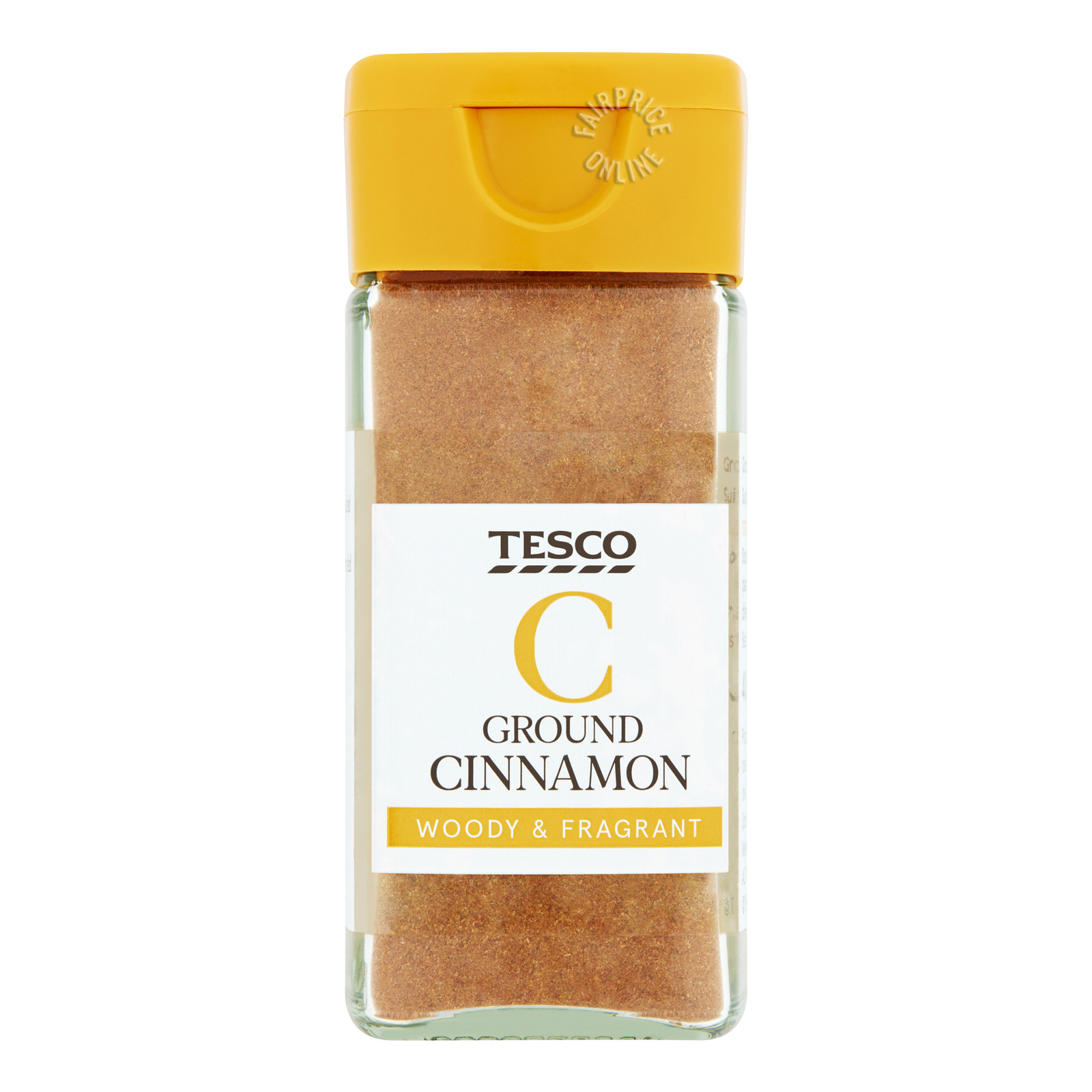 Tesco Ground Spice - Cinnamon