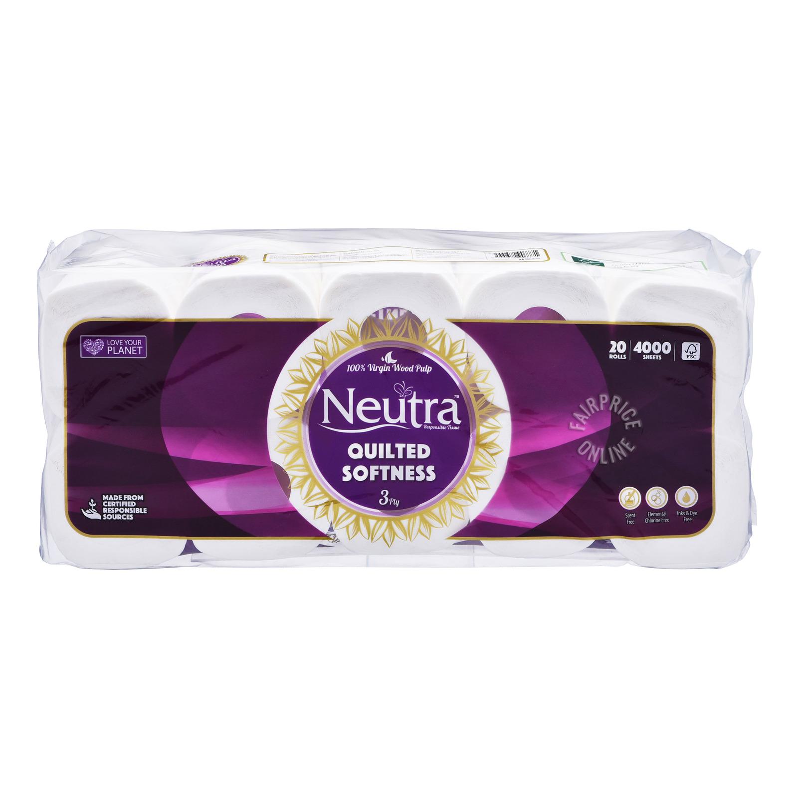 Neutra Bathroom Tissue Roll (3ply)