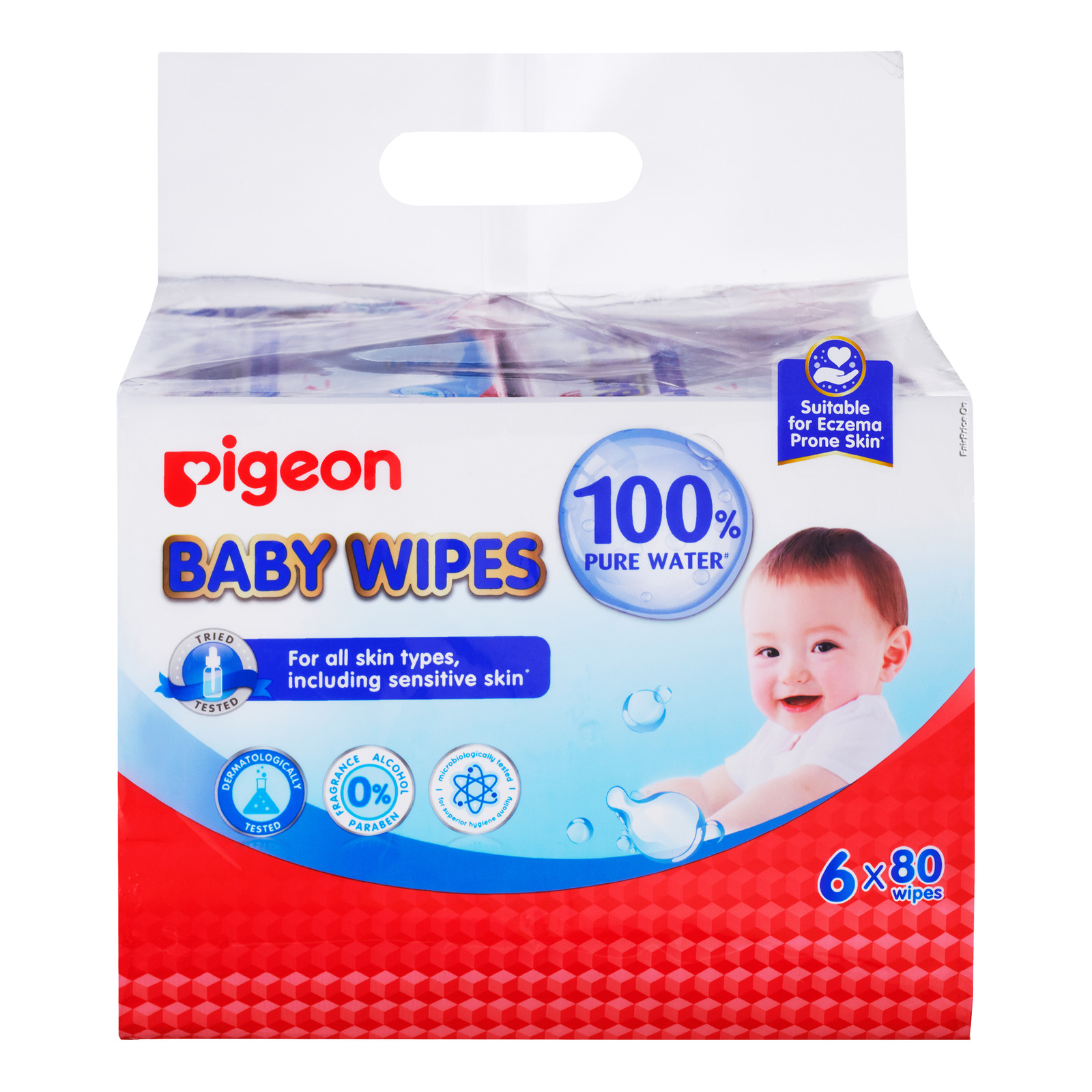 Pigeon Baby Wet Wipes