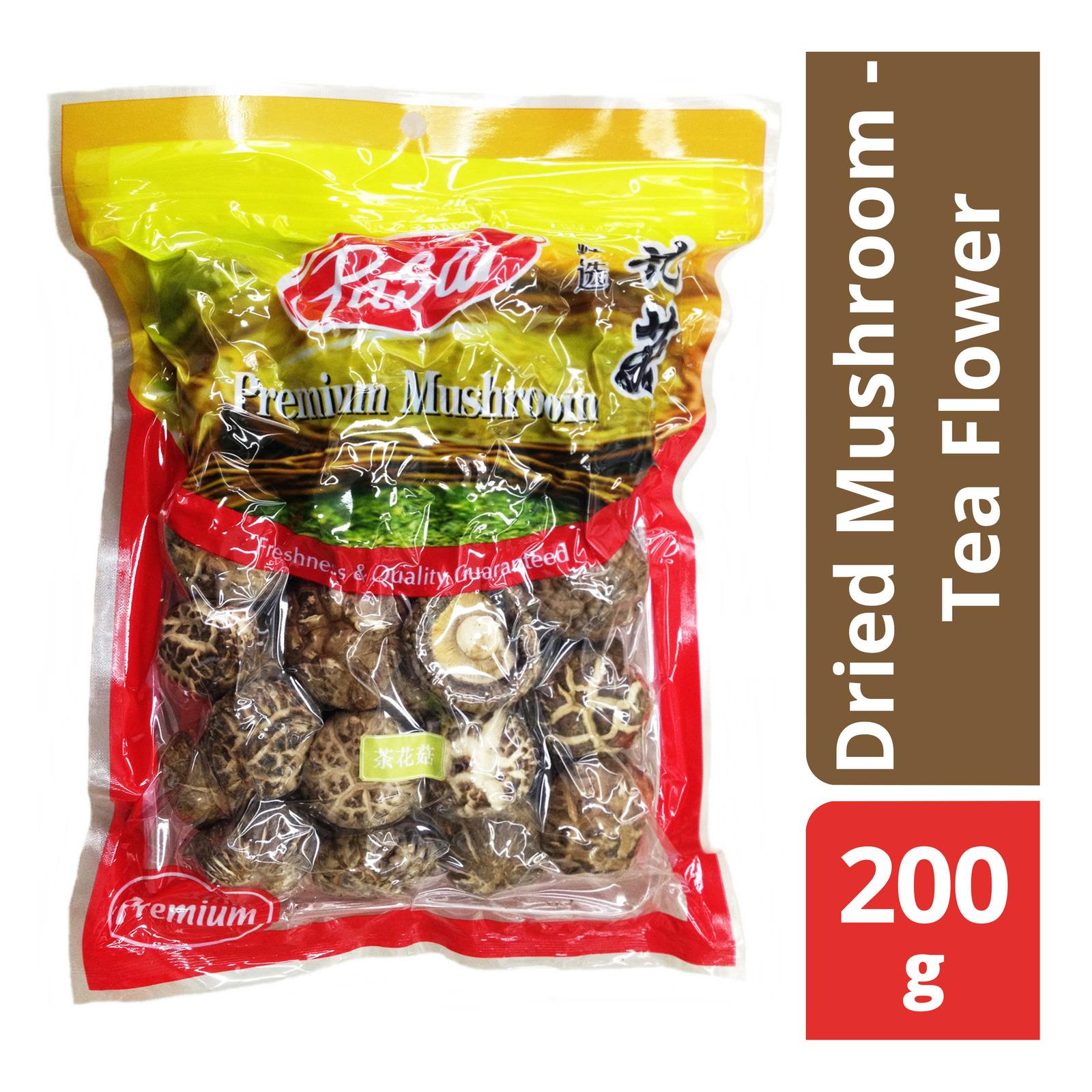 Pasar Premium Dried Mushroom - Tea Flower