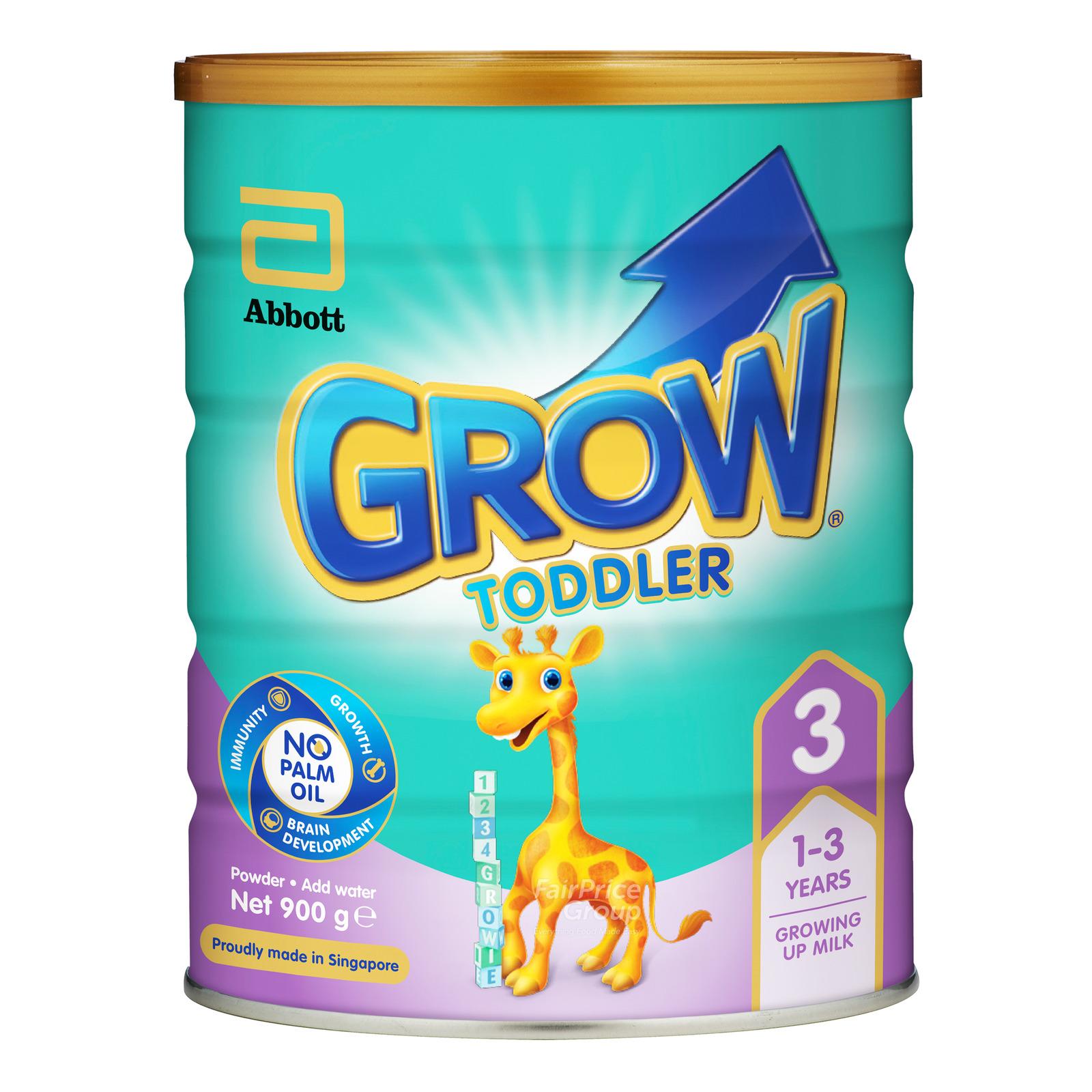Abbott Grow Toddler Growing Up Milk Formula - Step 3