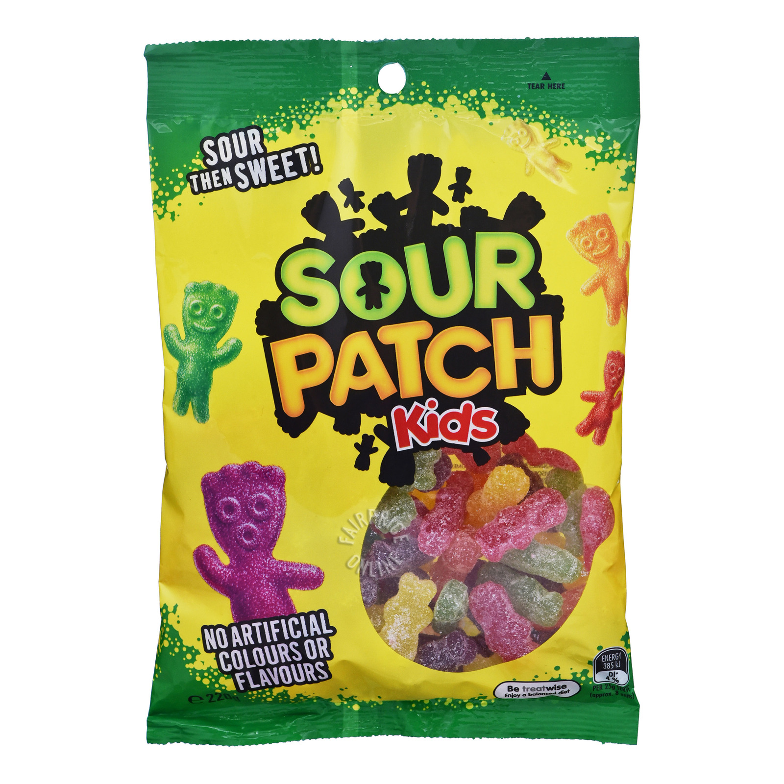 TNCC Sour Patch Sweets - Kids