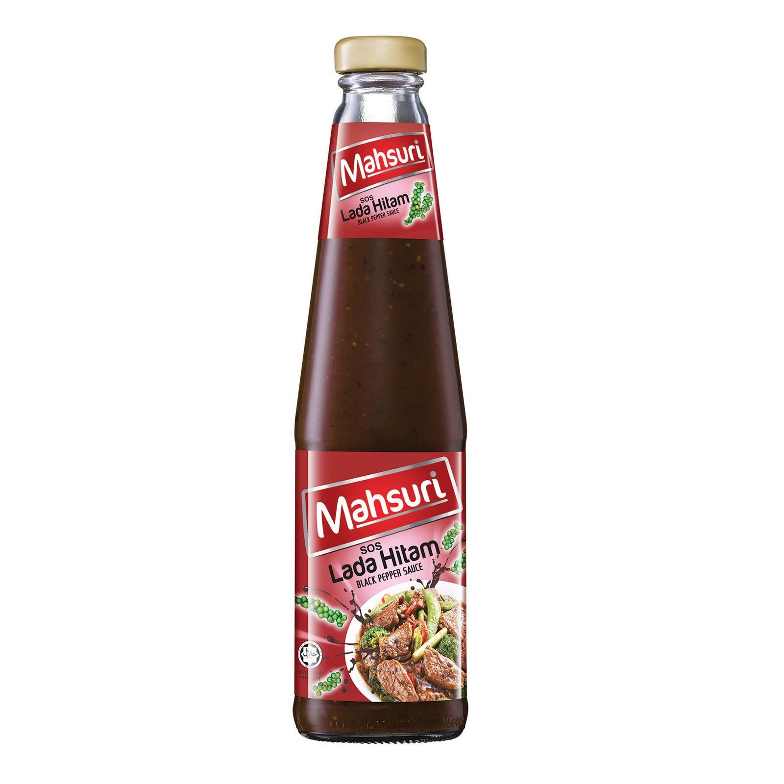 Mahsuri Soy Sauce - Black Pepper