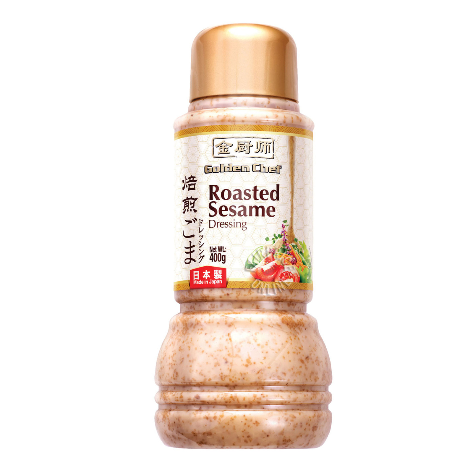 Golden Chef Dressing - Roasted Sesame