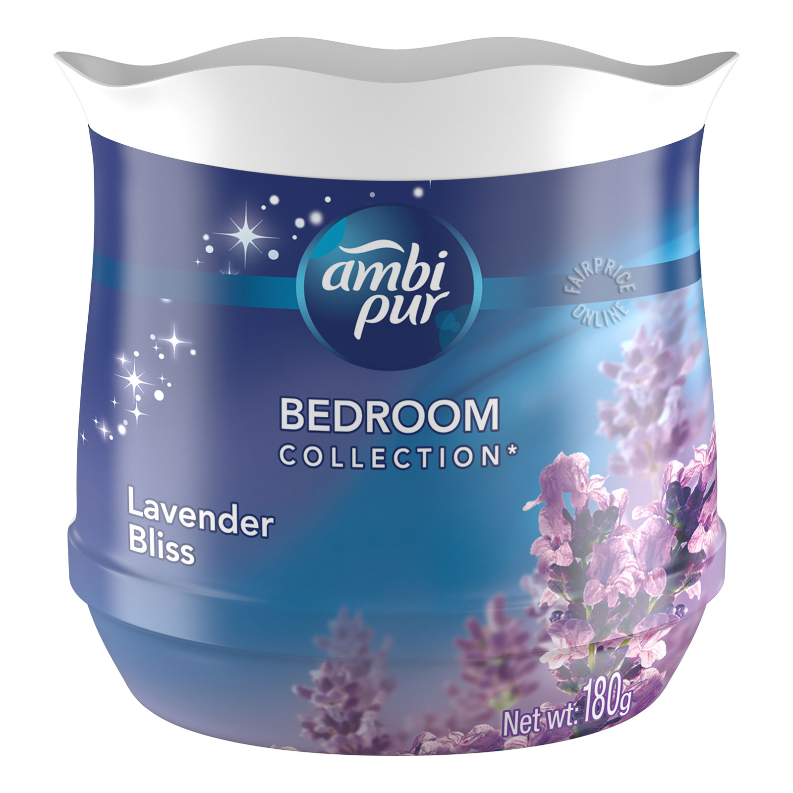 Ambi Pur Bedroom Collection Gel Fresh - Lavender Bliss