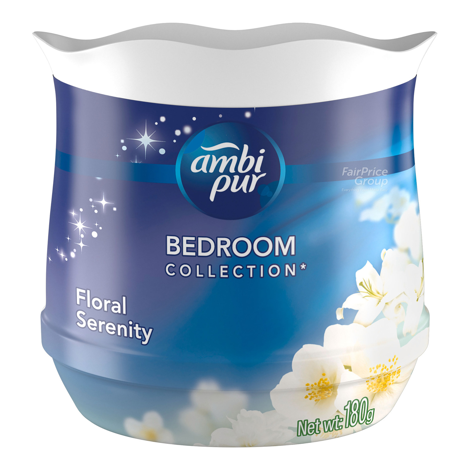 Ambi Pur Bedroom Collection Gel Fresh - Floral Serenity