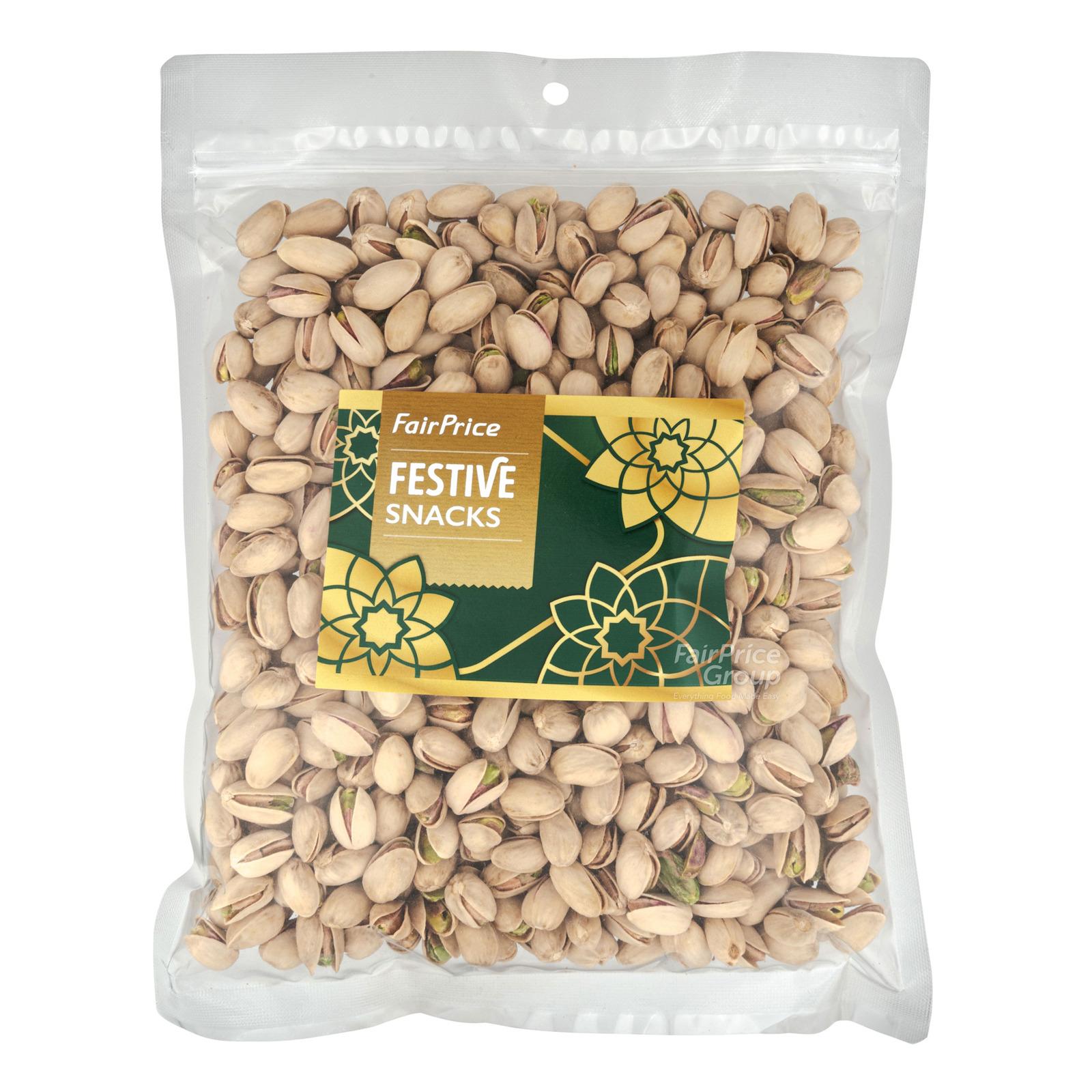 FairPrice Roasted Pistachios