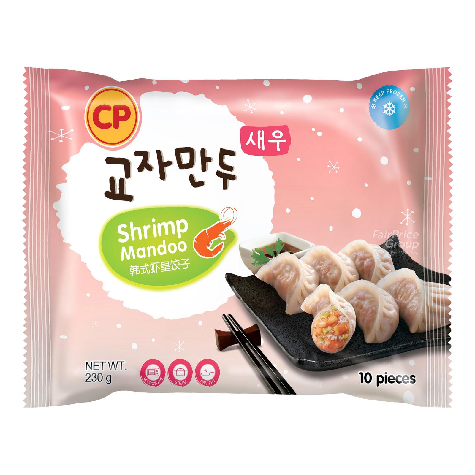 CP Korean Mandoo (Dumpling) - Shrimp