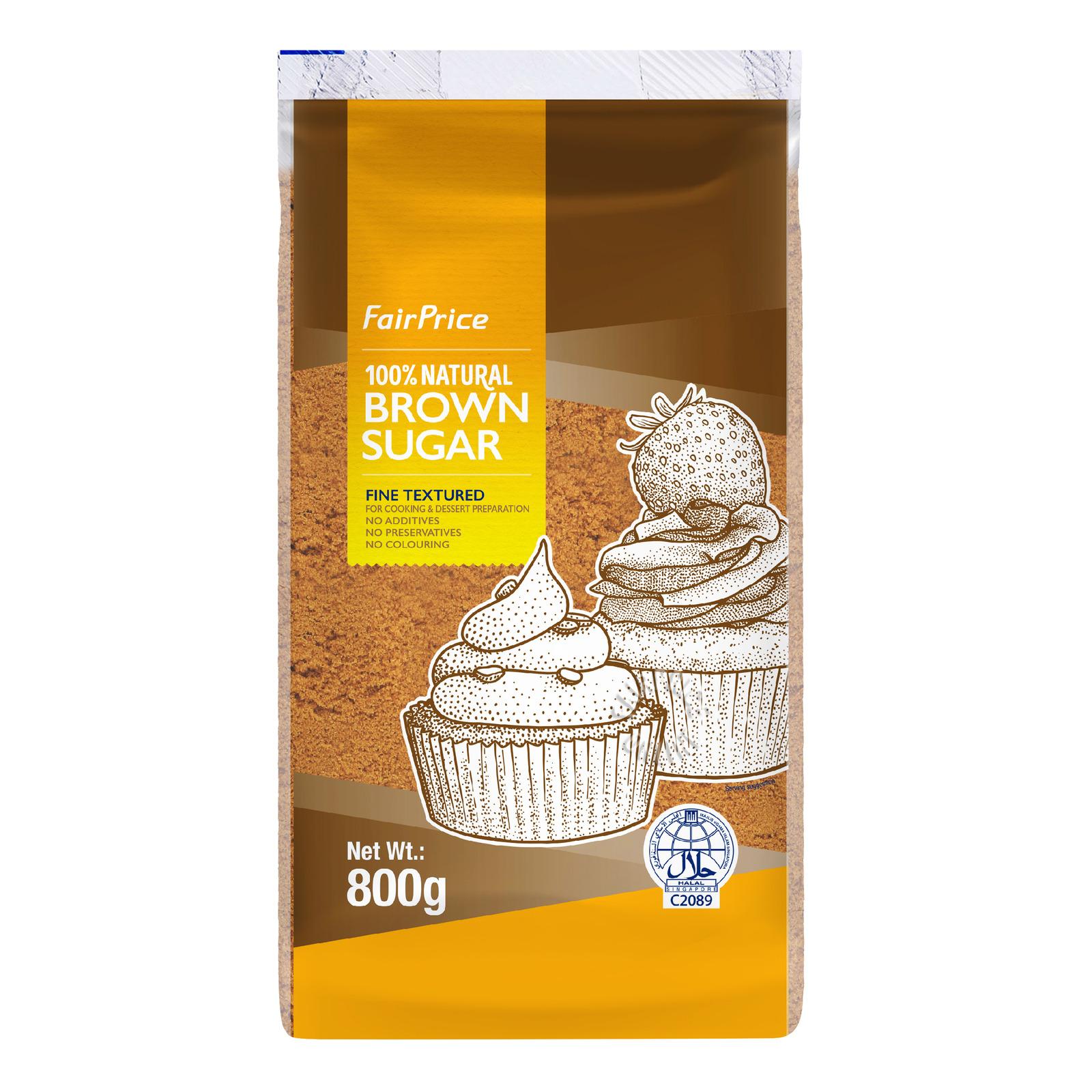 FairPrice Brown Sugar - Fine